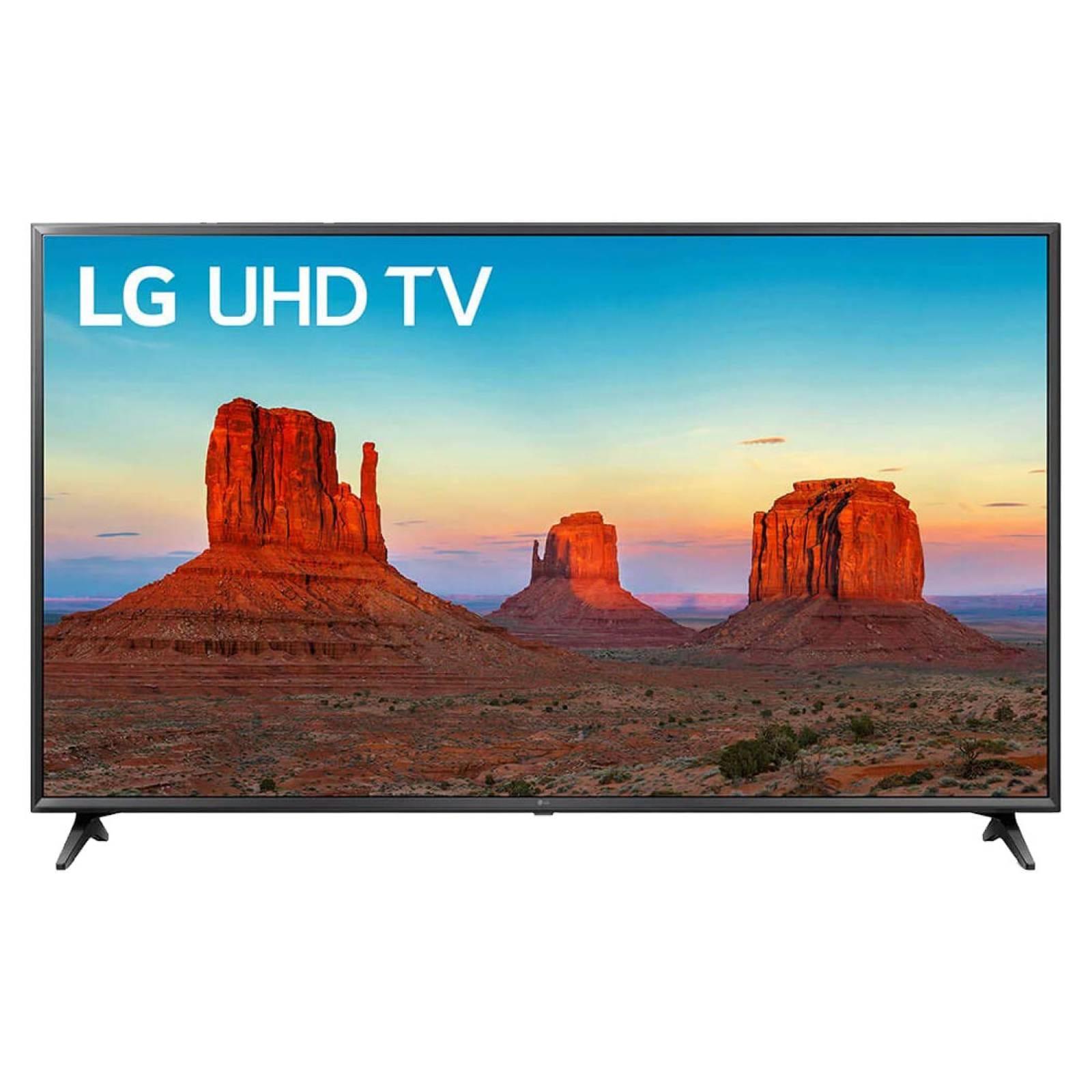 Pantalla Smart Tv LED 49 Pulg 4K Ultra HD 49UK6090PUA LG Reacondicionado