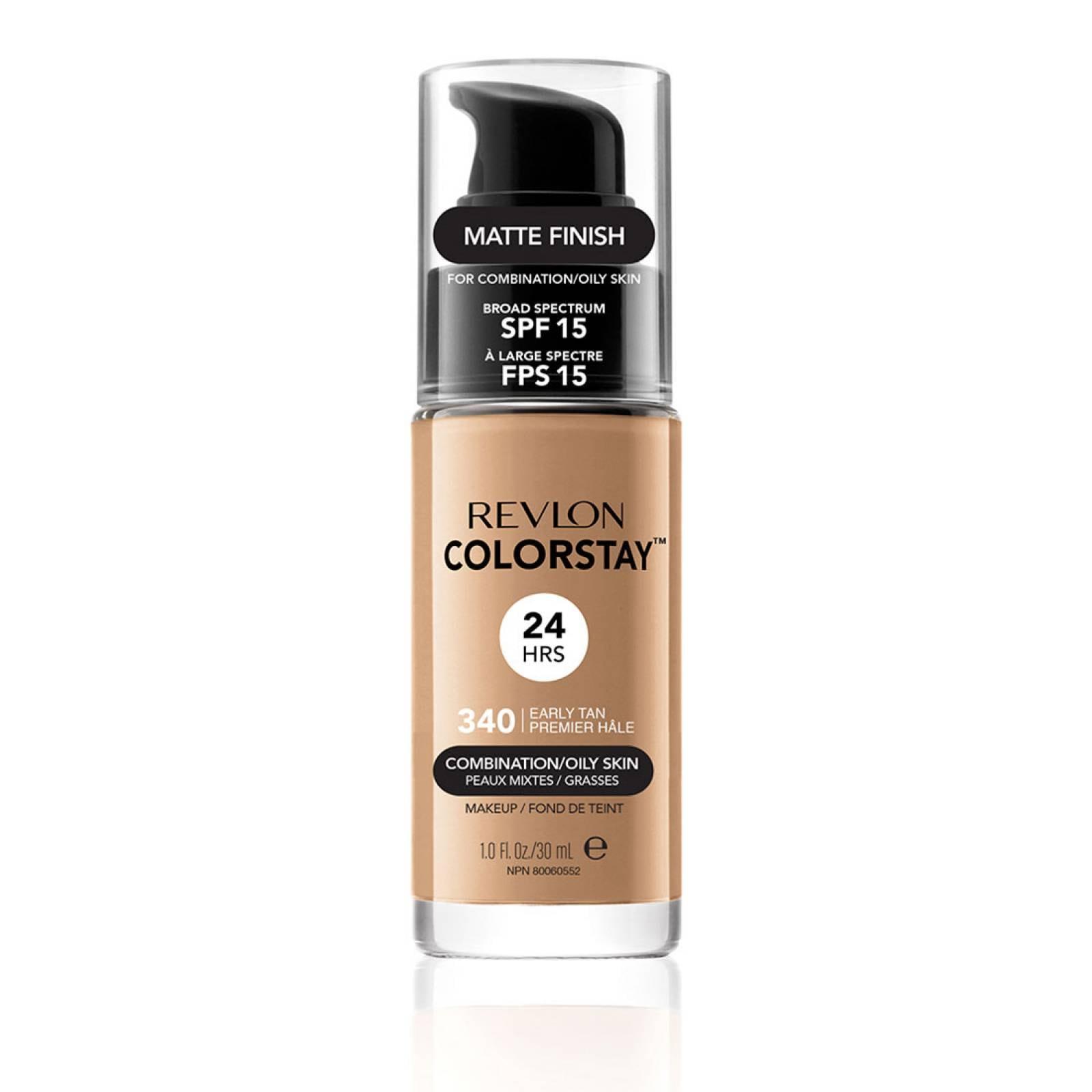 Base de Maquillaje Líquido ColorStay Combination Revlon
