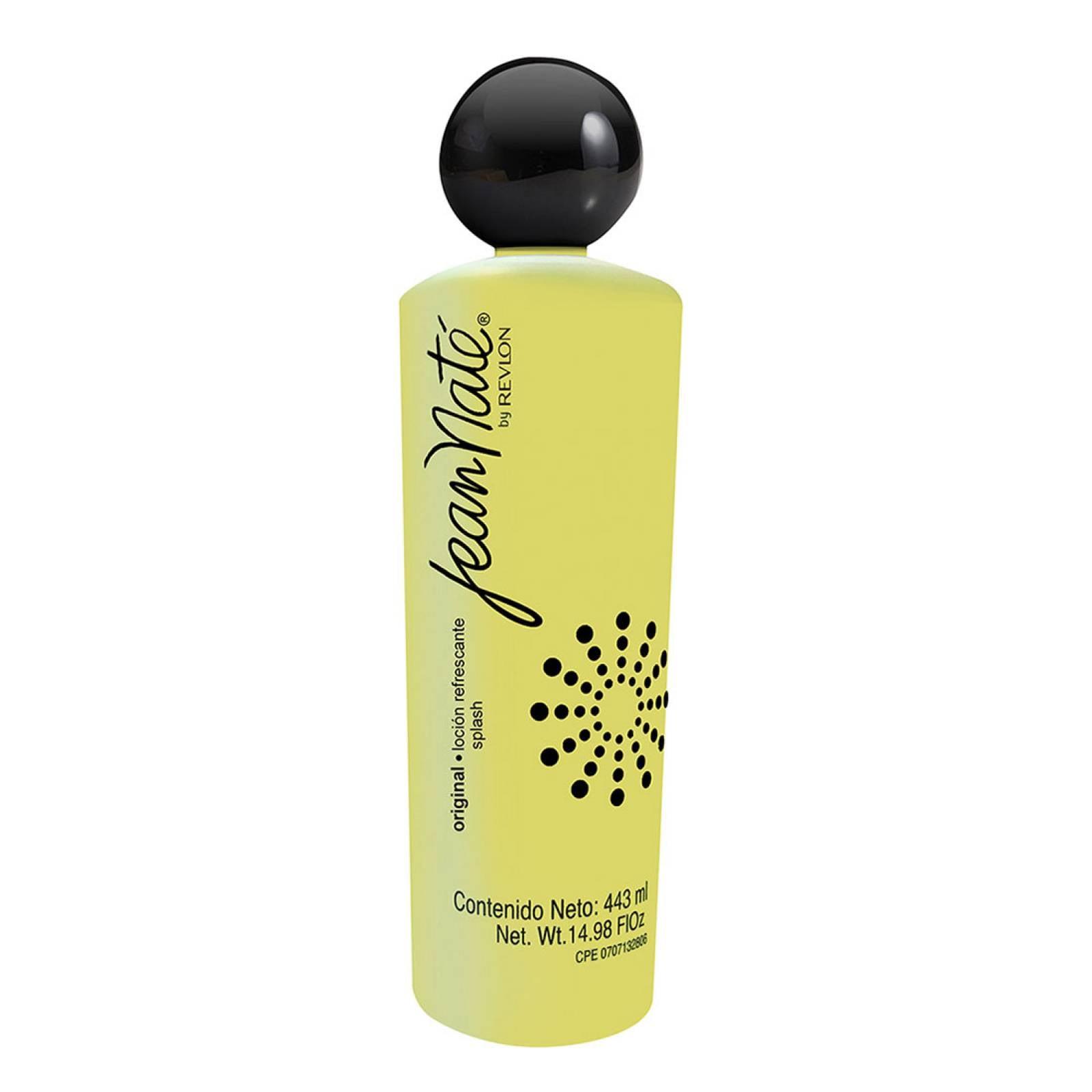 Perfume Unisex Aroma Refrescante 443ml Jean Naté Revlon
