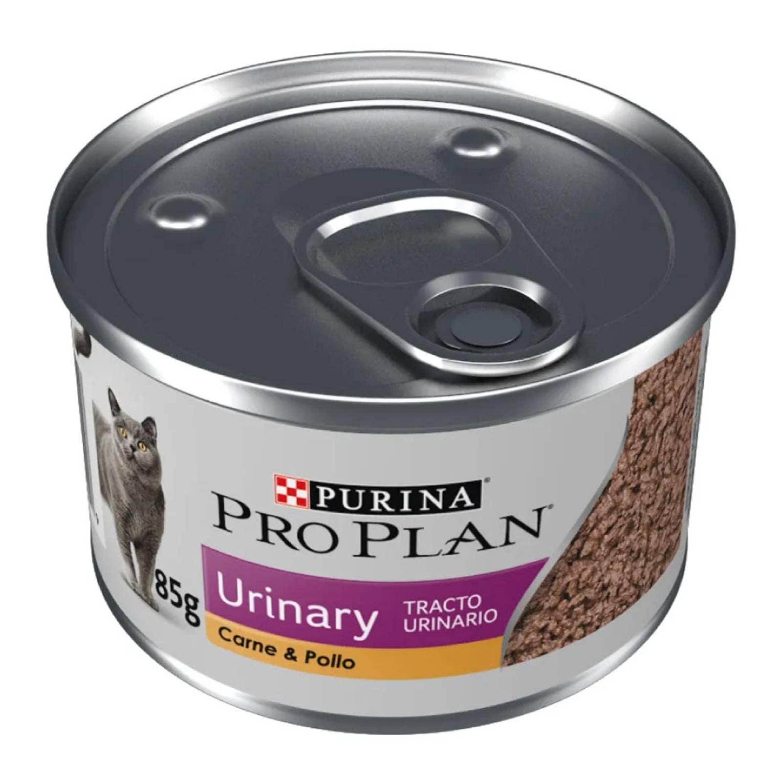 Alimento Para Gato Urinary Salud Óptima Lata 85 g Pro Plan