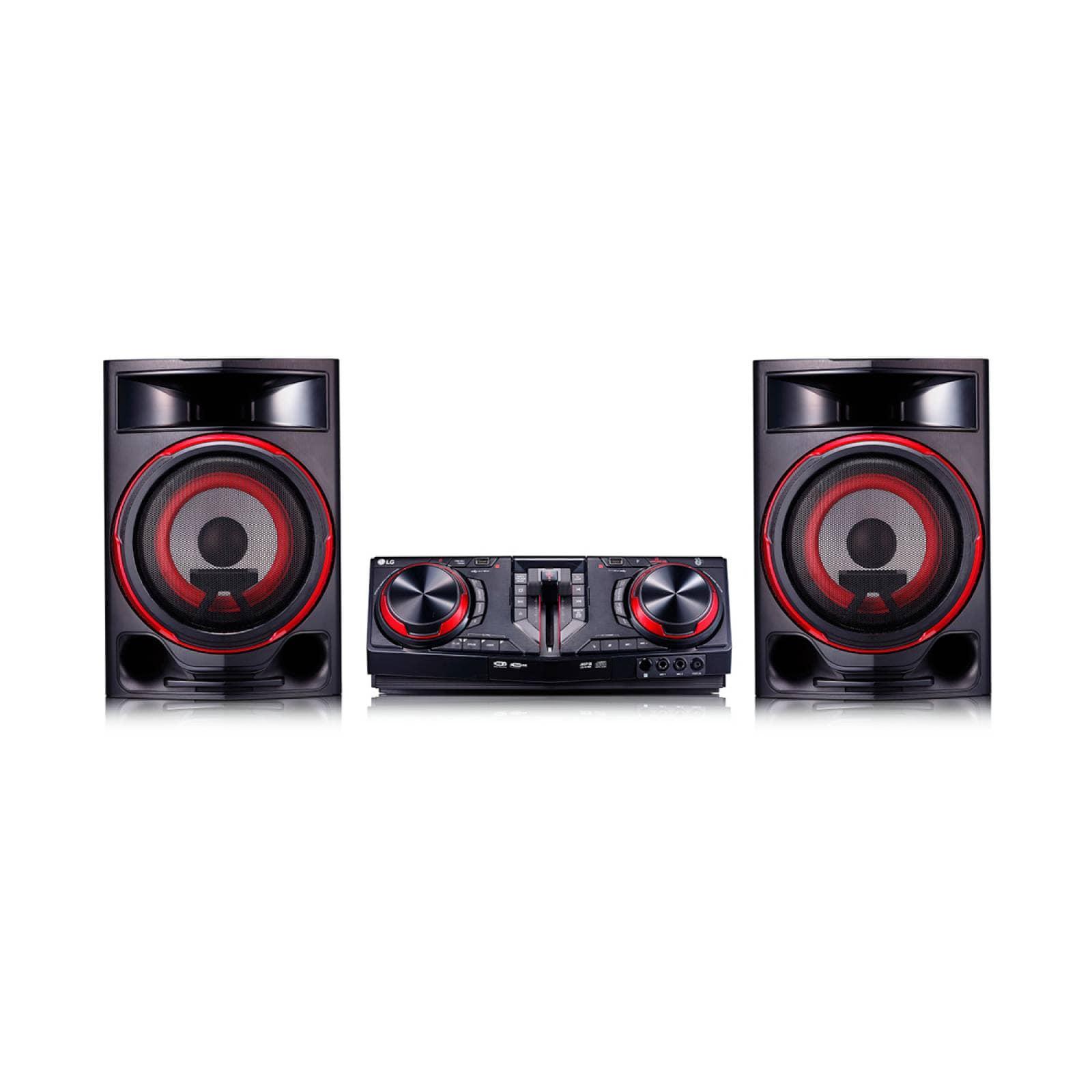 Minicomponente 2350W Bluetooth DJ Karaoke XBOOM CJ-87 LG