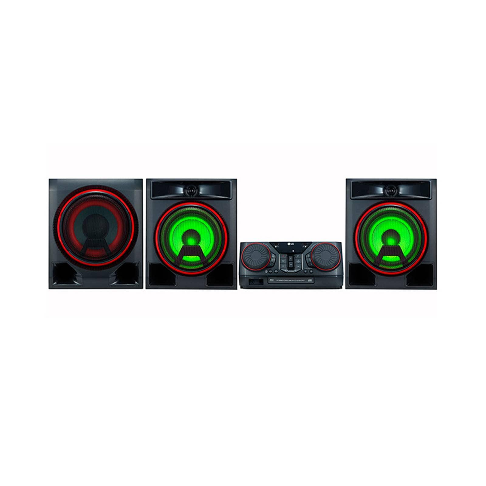 Minicomponente 1100W Bluetooth Multicolor XBOOM CK-57 LG