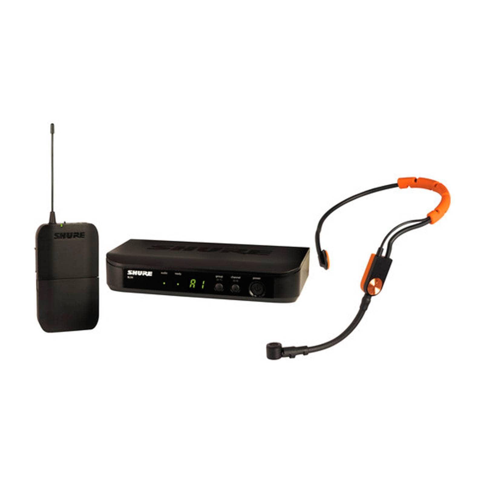 Micrófono Inalámbrico Sport Diadema 680 MhzBLX14/SM31 Shure
