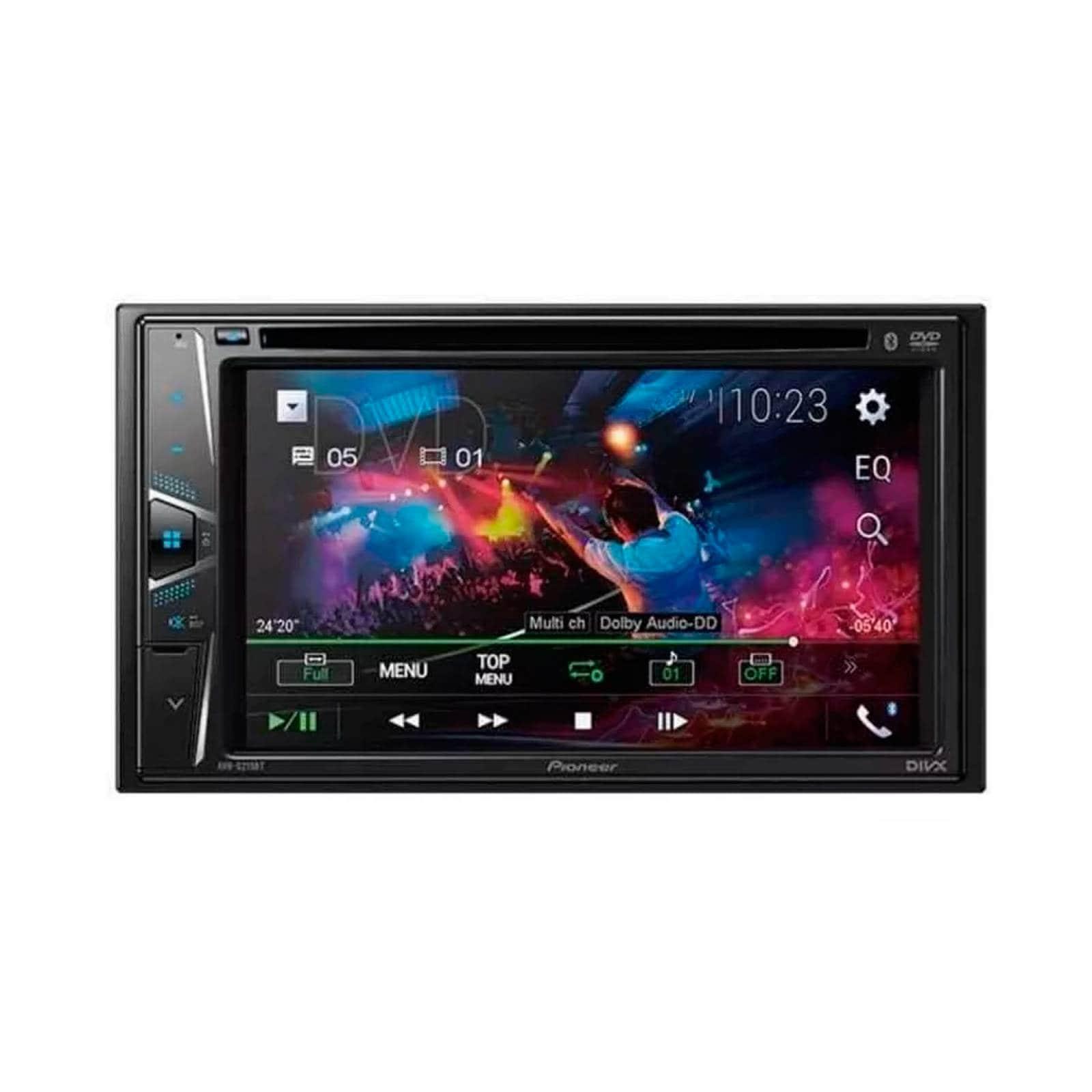 Pantalla Auto Bluetooth 6.2Pul WGA Táctil AVHA-215BT Pioneer