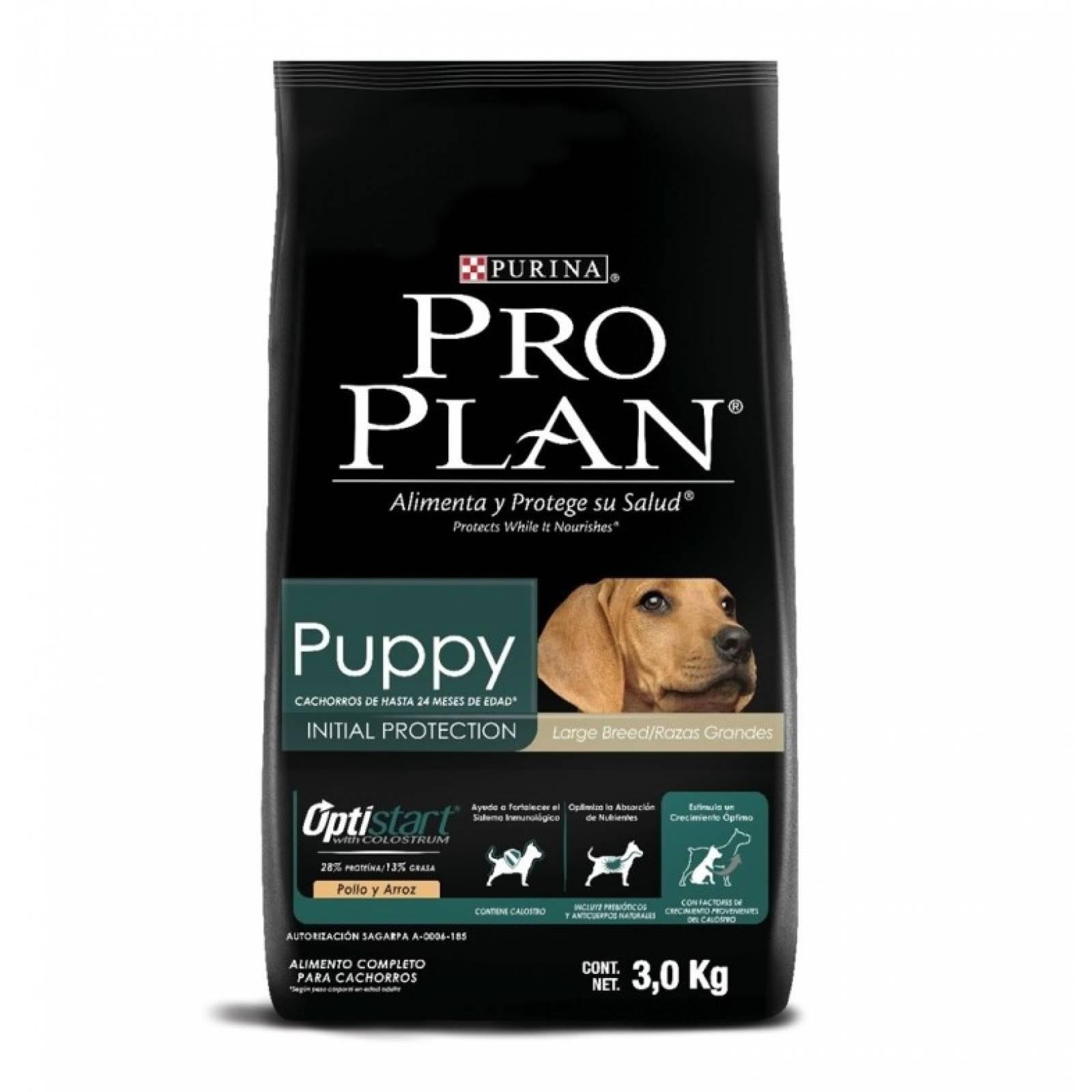 Alimento Cachorros Pro Plan Complete Optistart 3kg