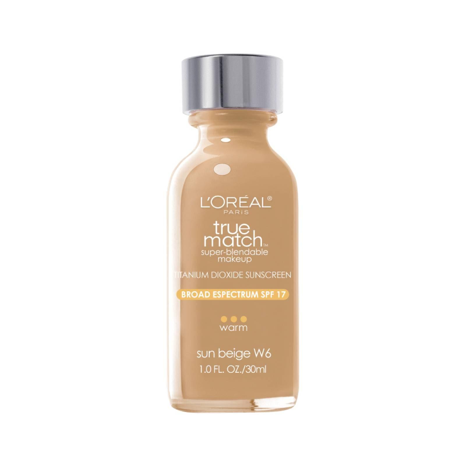 Base De Maquillaje True Match L'Oréal Rostro