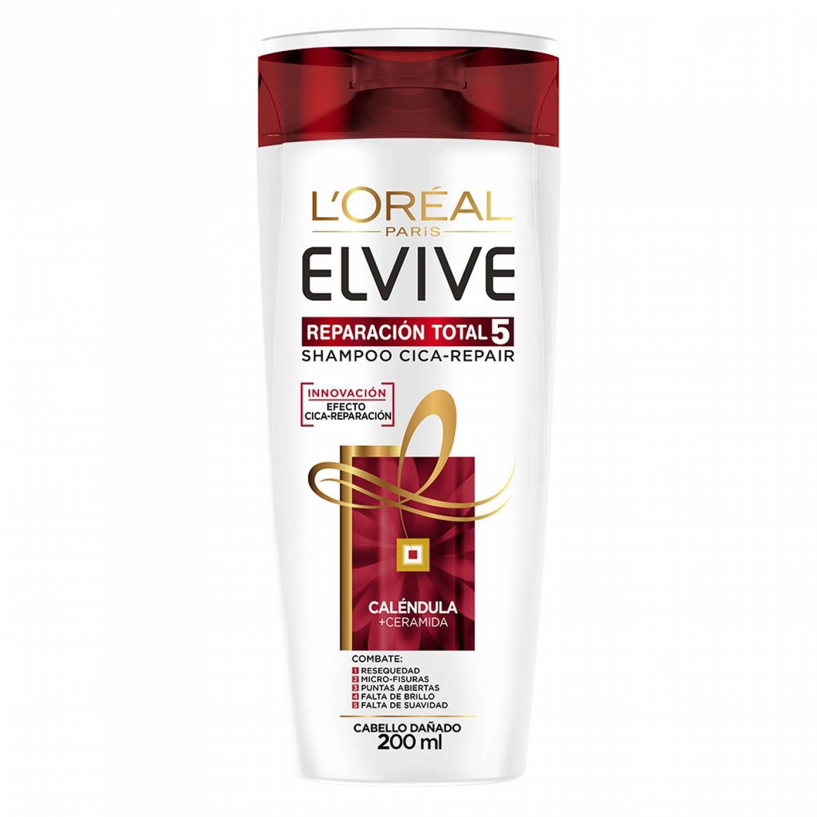 Shampoo Loreal Elvive RT5 200 ml