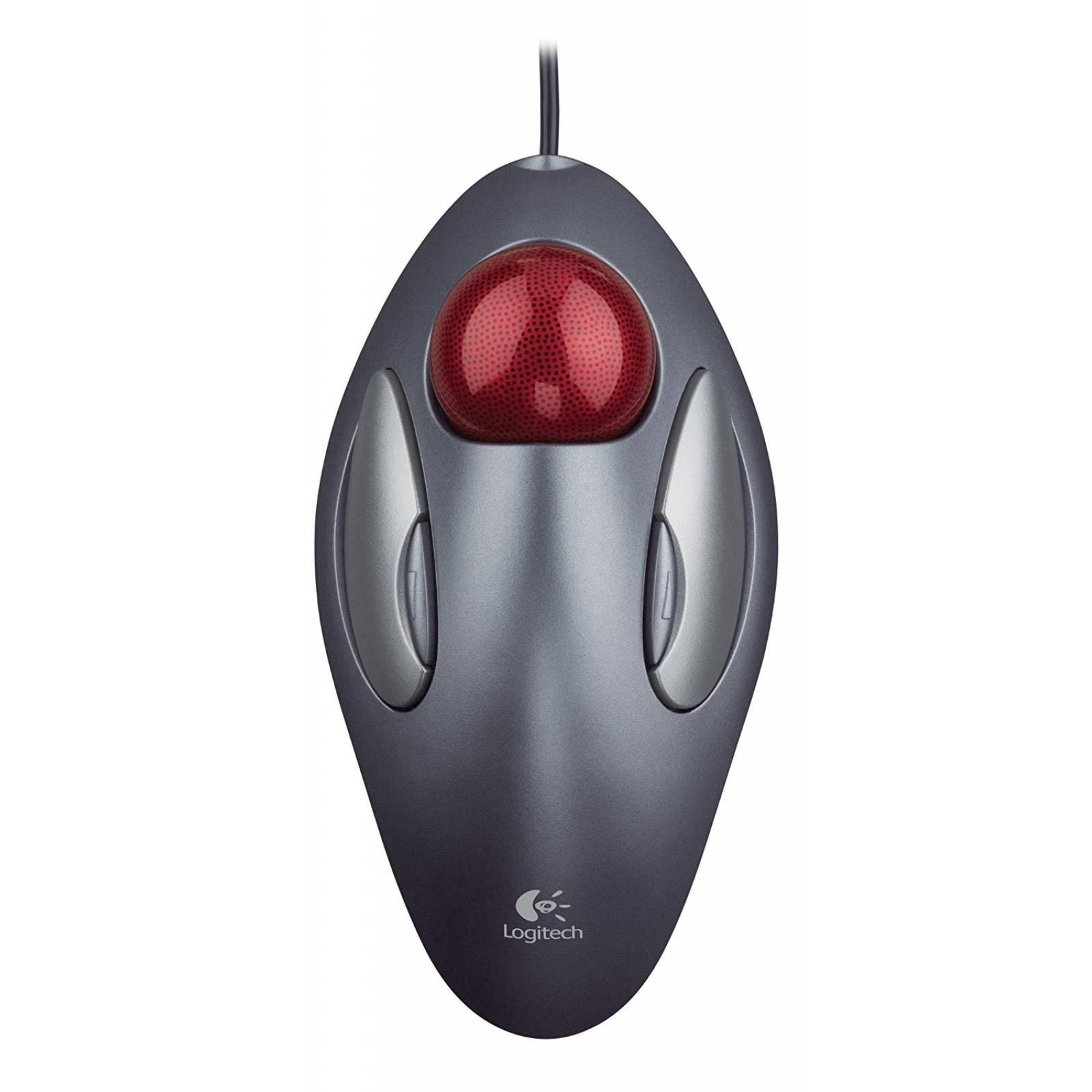 Mouse Marble Negro Logitech