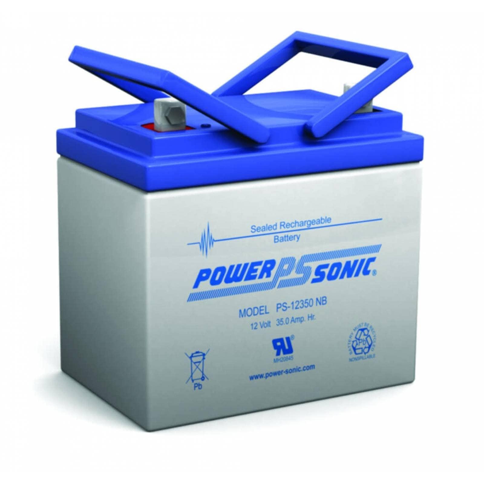 Bateria Power Sonic PS-12350 12 Voltios