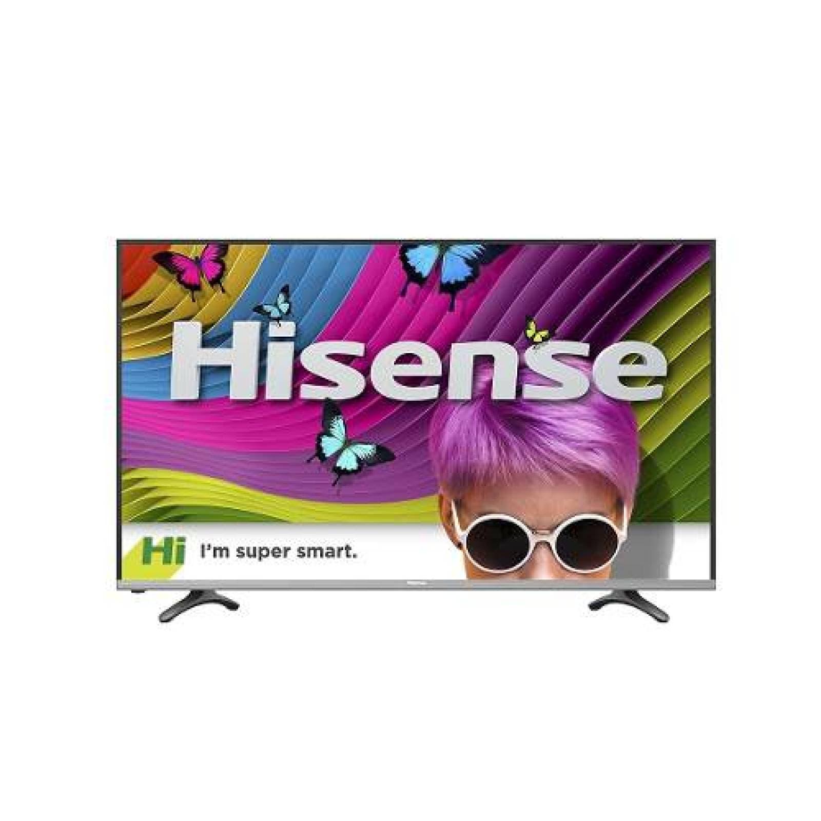 "Pantalla Led Smart Tv 50"" 4K 60Hz Hisense Reacondicionado"