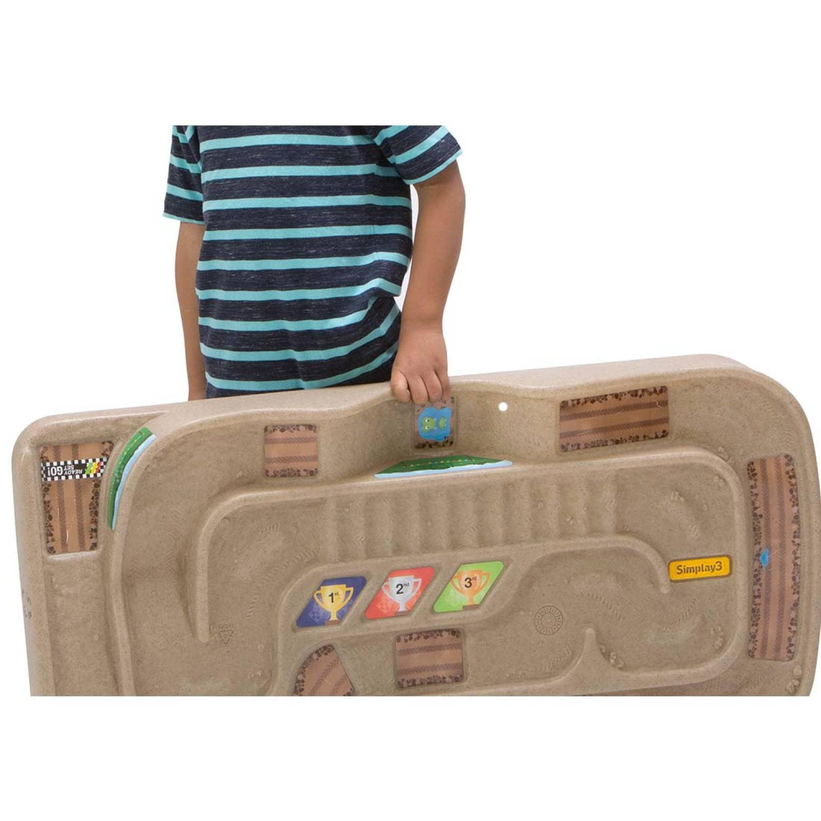 Tabla De seguimiento Carry & Go Para Niños Simplay3