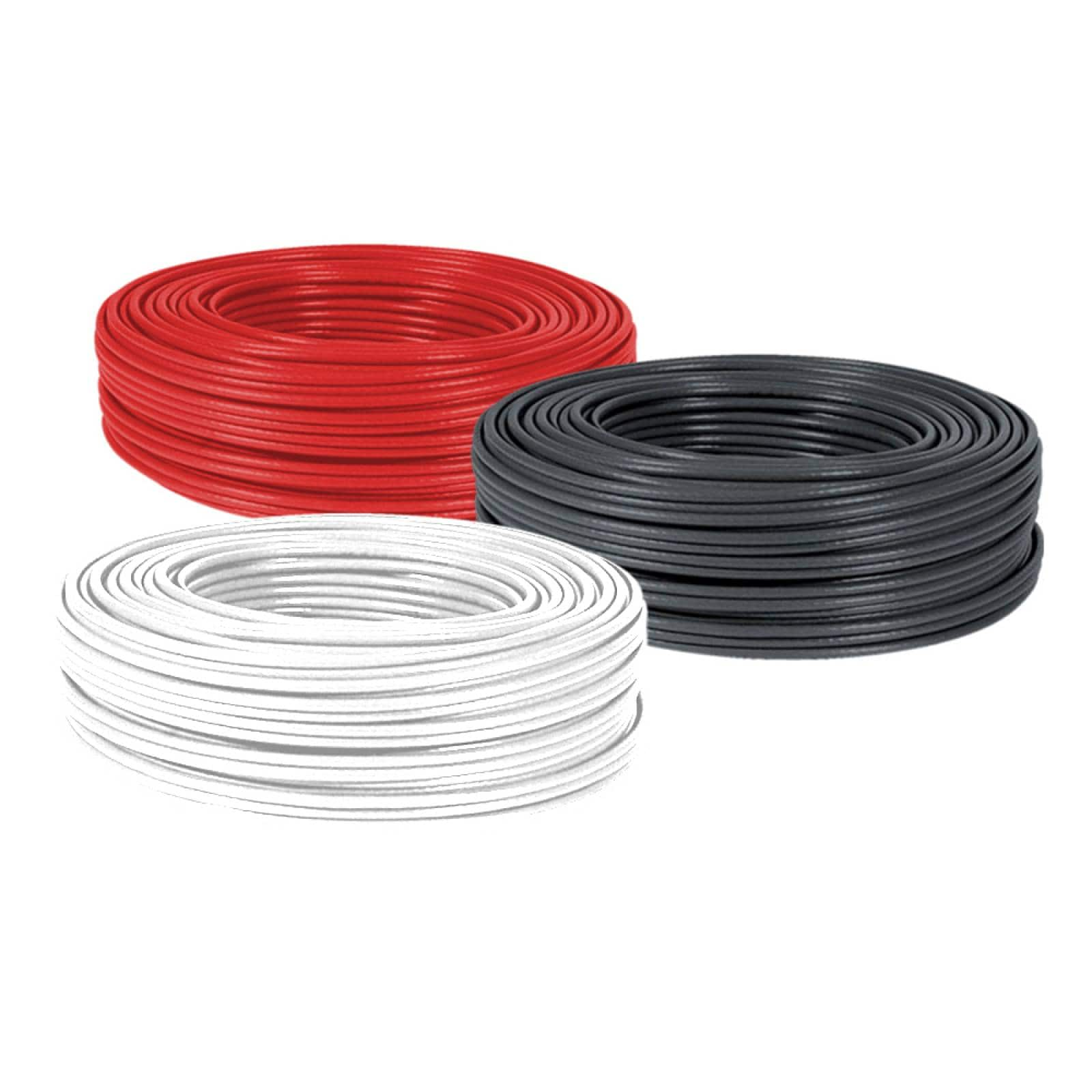 Kit Cables Electricos Thw Cobre Calibre 12 100M Adir