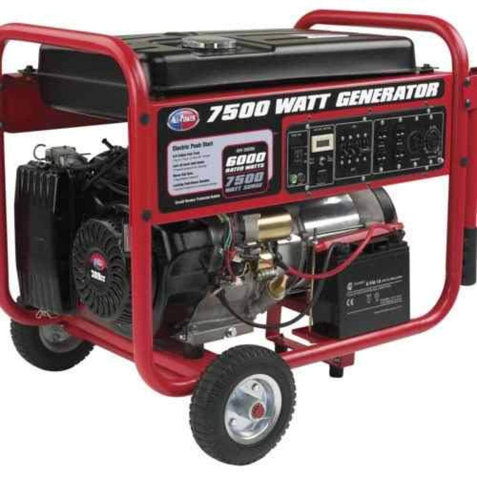 Generador Americano 7500W All Power Shimaha