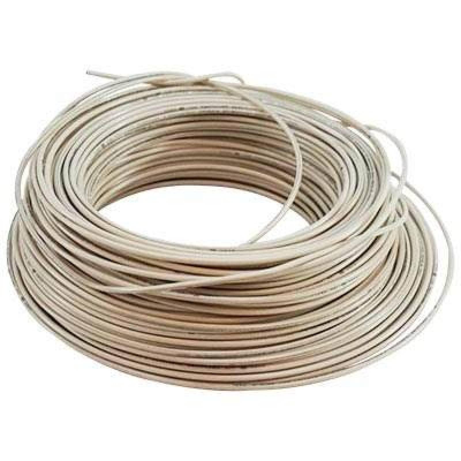 Cable Electrico Iusa Blanco Thwc 10 5033