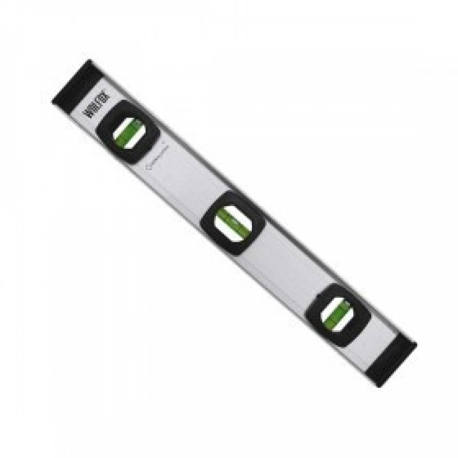 "Nivel Aluminio Anonizado 18"" Banda Magnetica Wolfox WF6715"