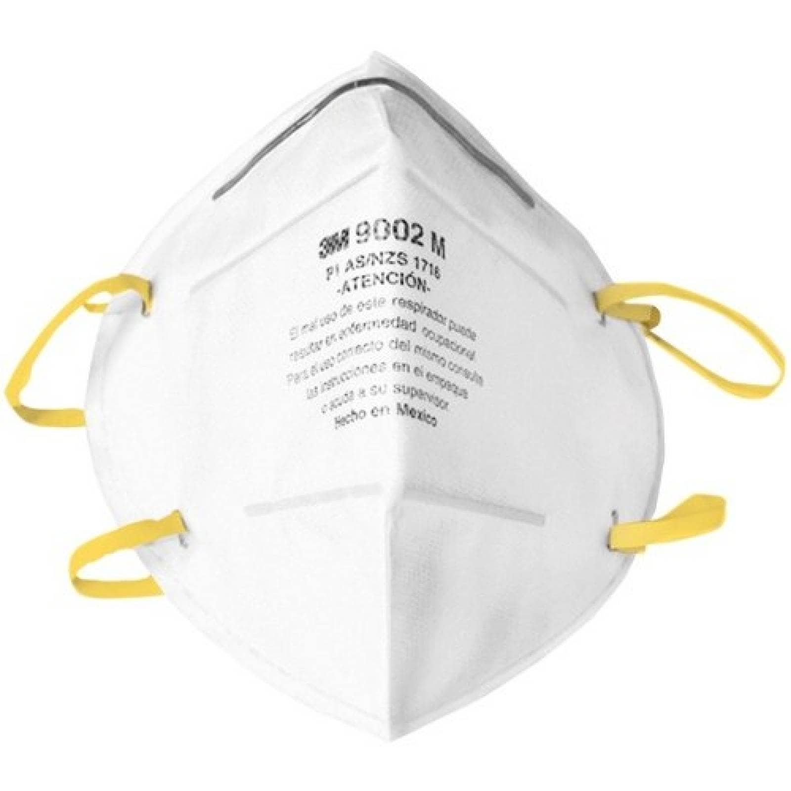 Mascarilla Respirador Polvo 9002M Tres M