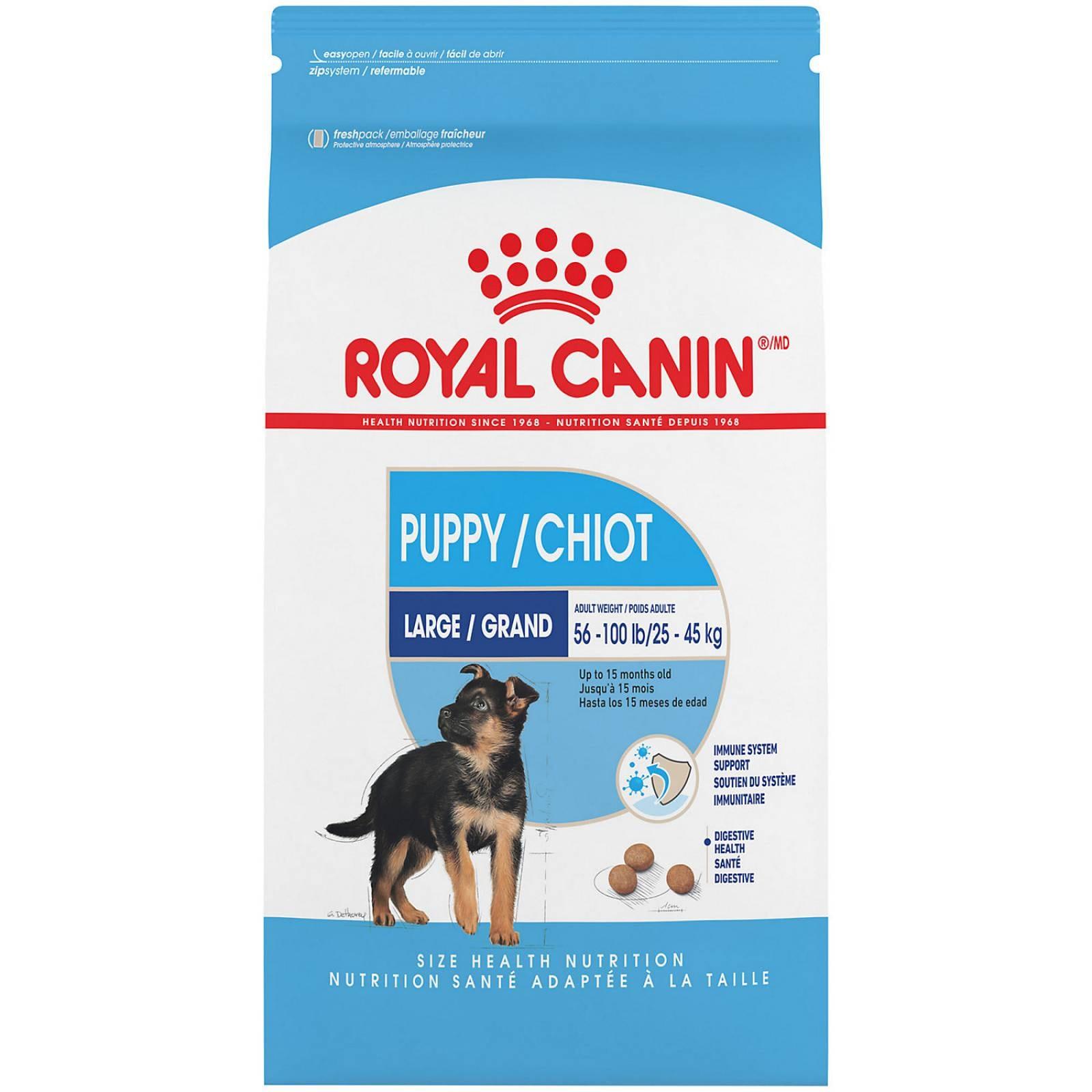 Croqueta Alimento Para Perro Maxi Puppy 15.88 Kg Royal Canin