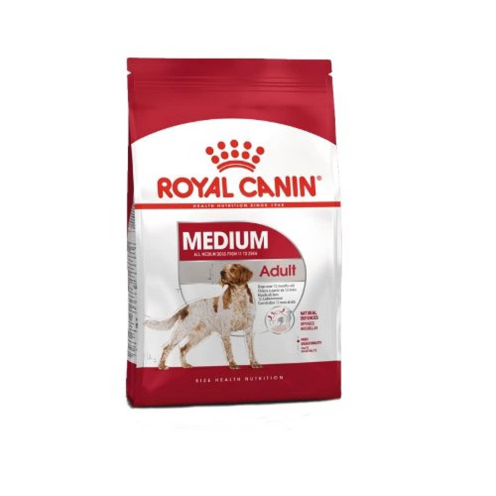Croquetas Royal Canin Adult Medium 13.6kg