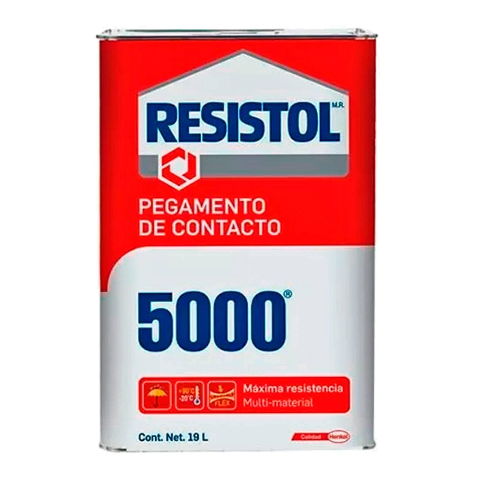 Pegamento Contacto Resistol 5000 19 Litros