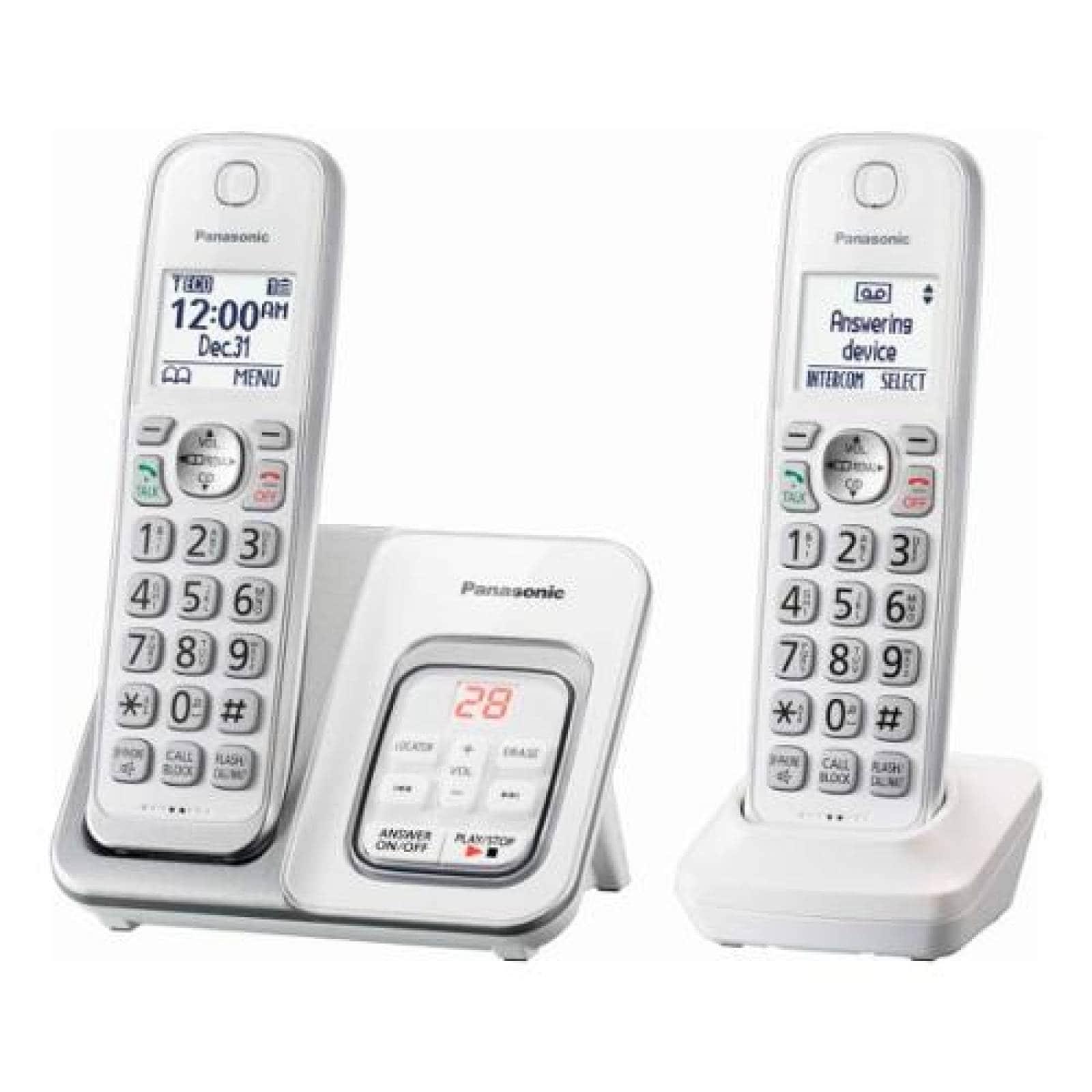 Telefono Panasonic Inalambrico TGD532 Reacondicionado