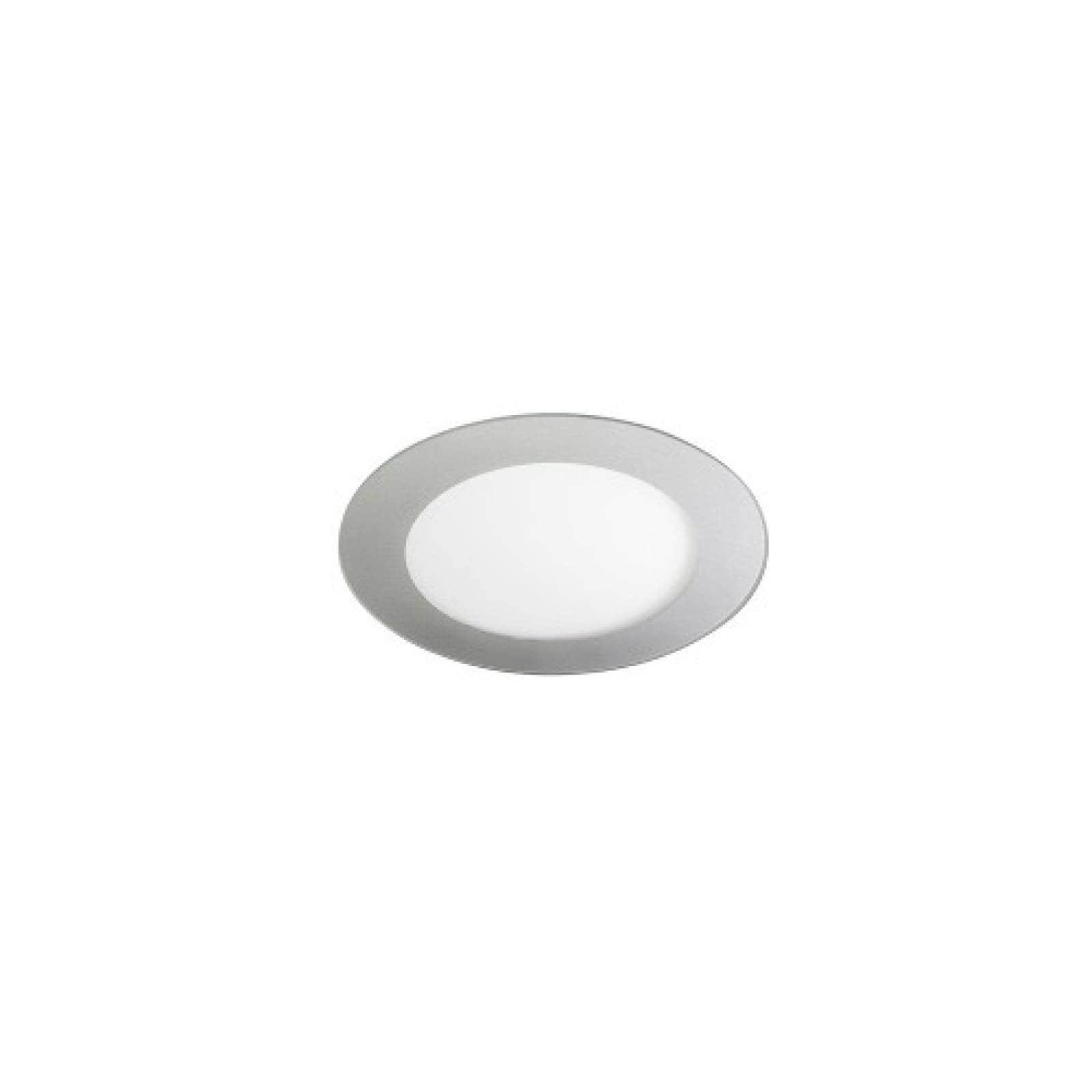 Foco Led Empotrable Extra Plano AD-2509 9W Blanco Adir