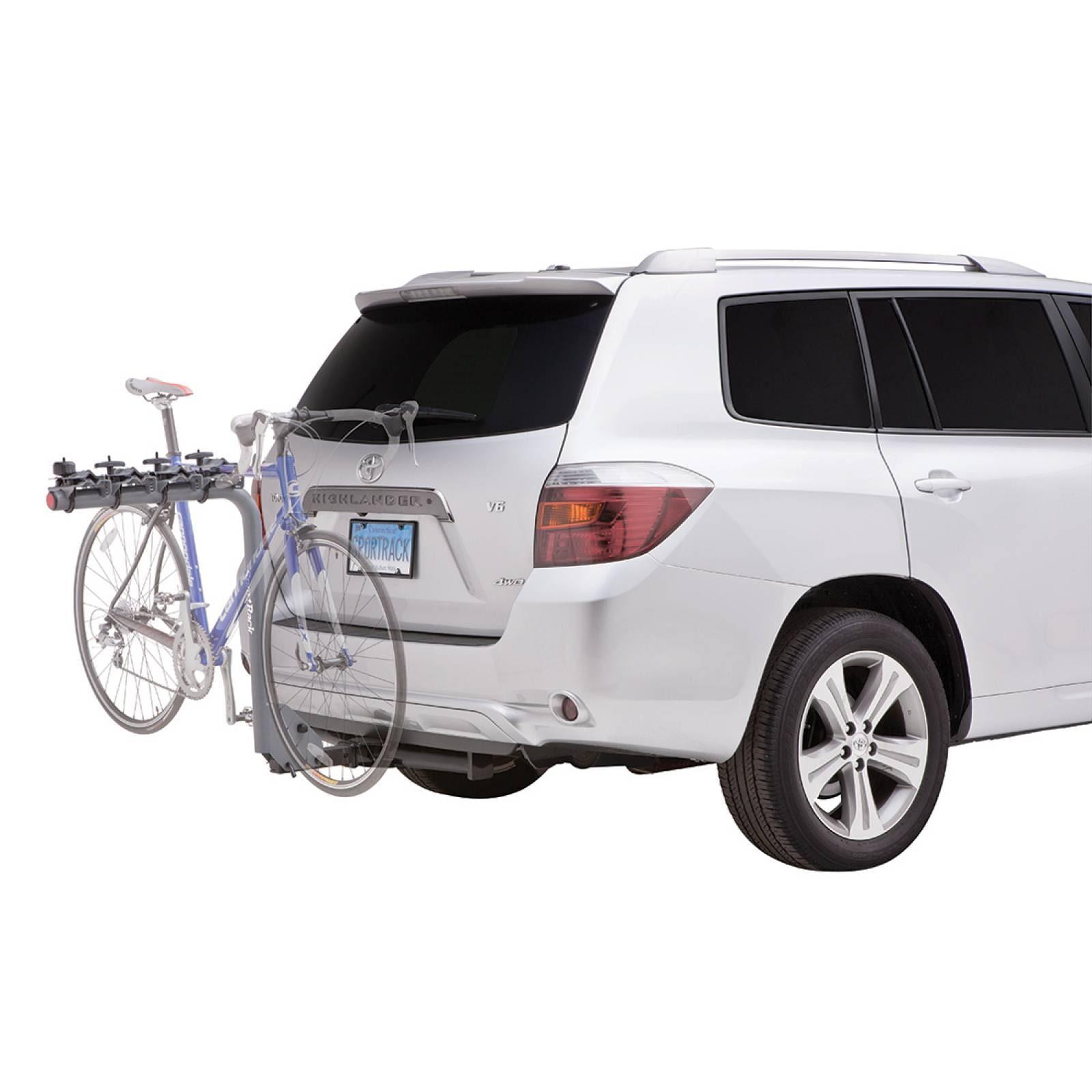 Porta 4 Bicicletas Universal Auto Sportrack SR2704