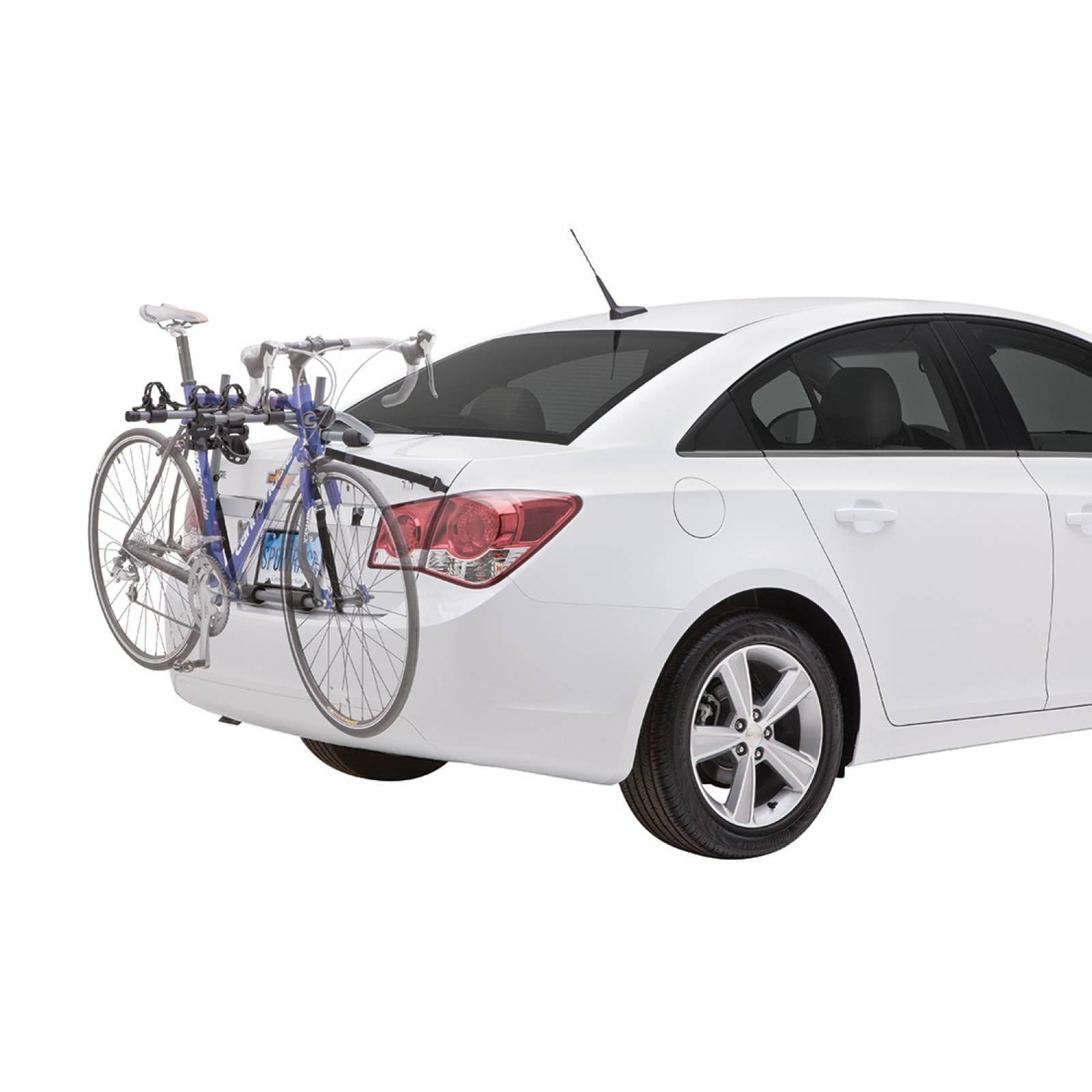 Porta 3 Bicicletas Cajuela Auto Sportrack Max40kg SR3161