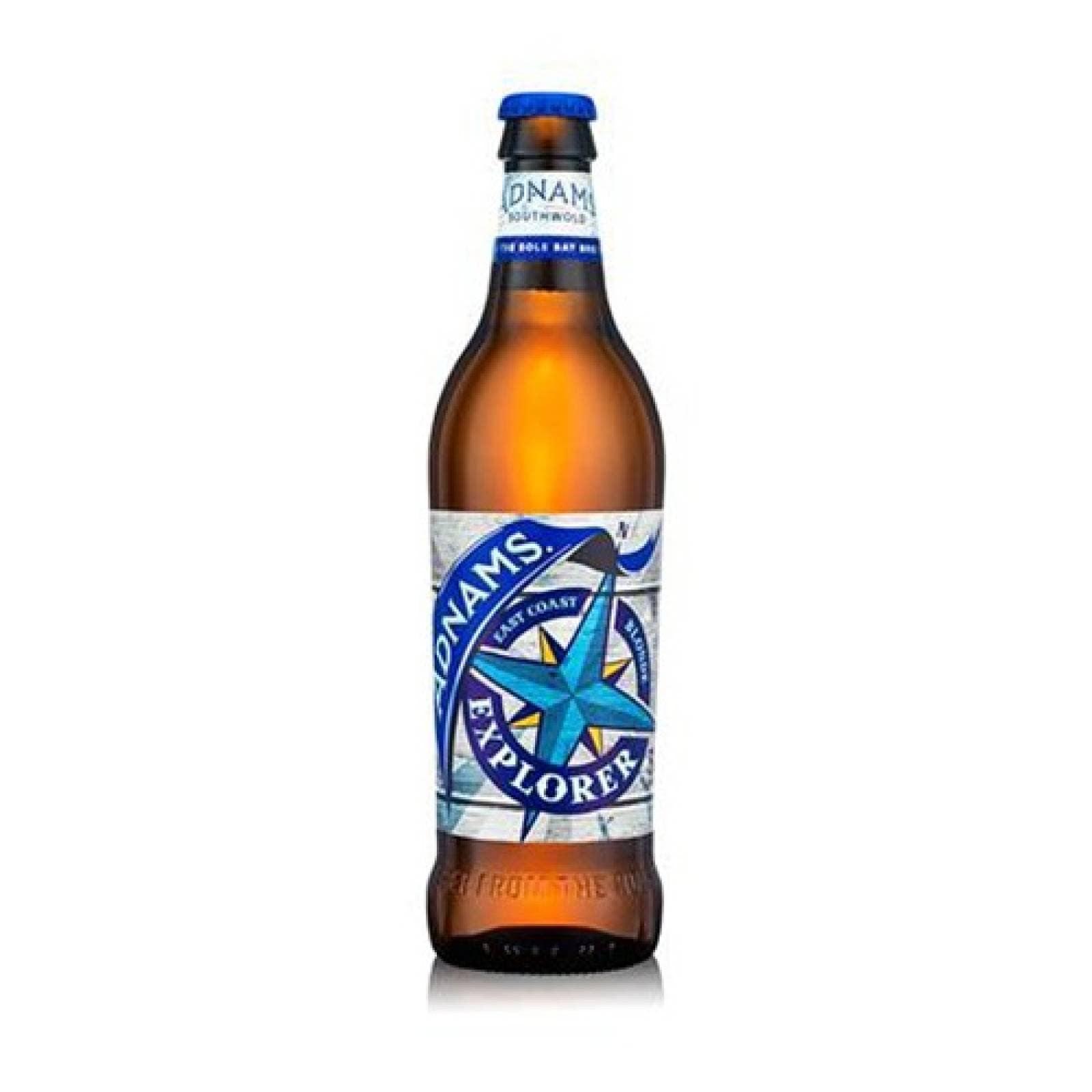 Bebida Alcohol Cerveza Adnams Explorer Cuatro Jinetes