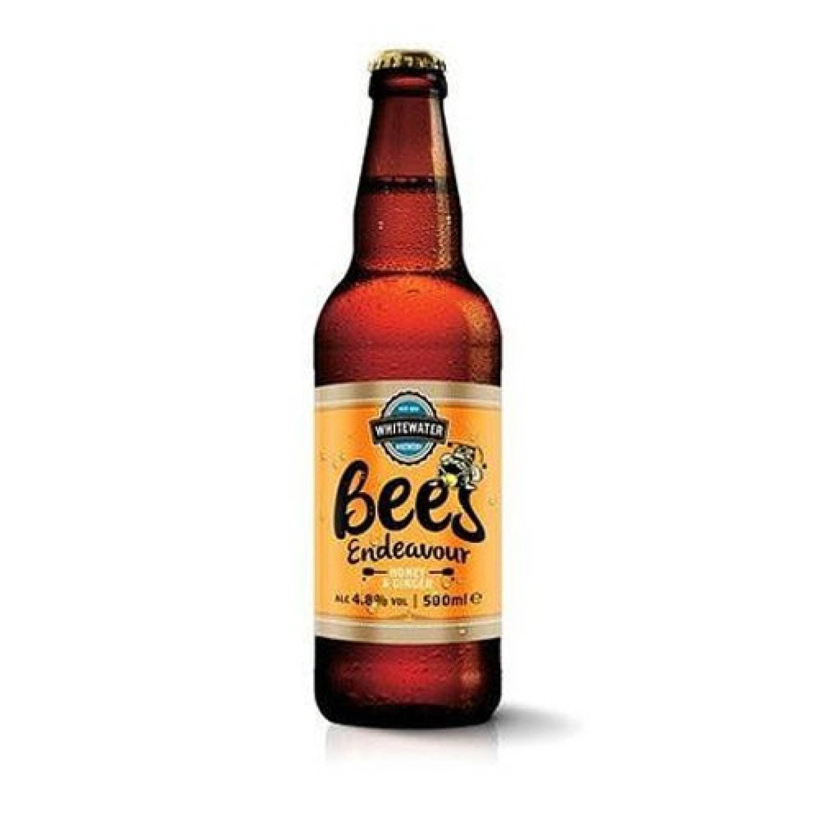 Bebida Alcohol Cerveza Whitewater Endeavour Cuatro Jinetes