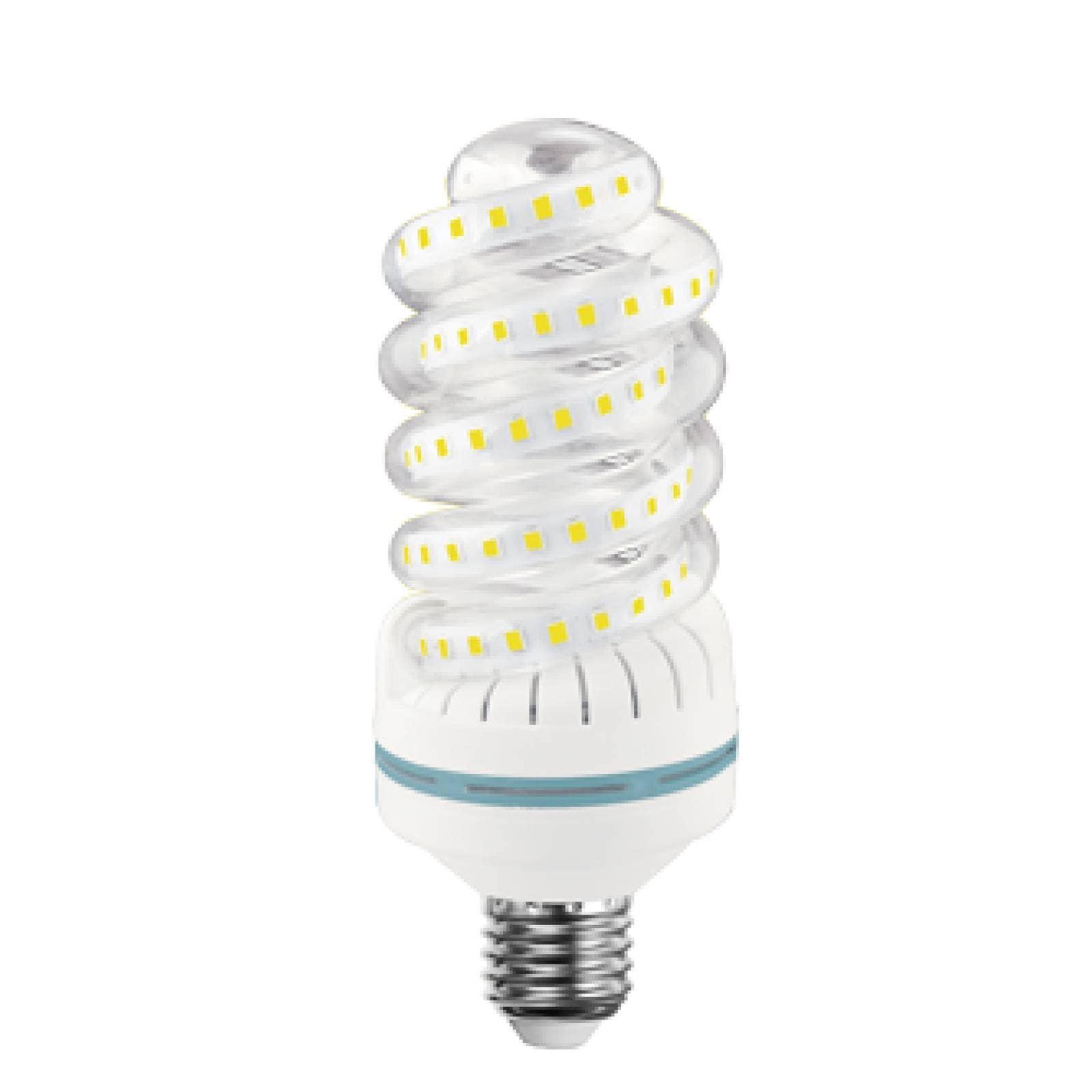 Foco Ahorrador LED Espiral 5366-B 20W Luz Blanca Adir