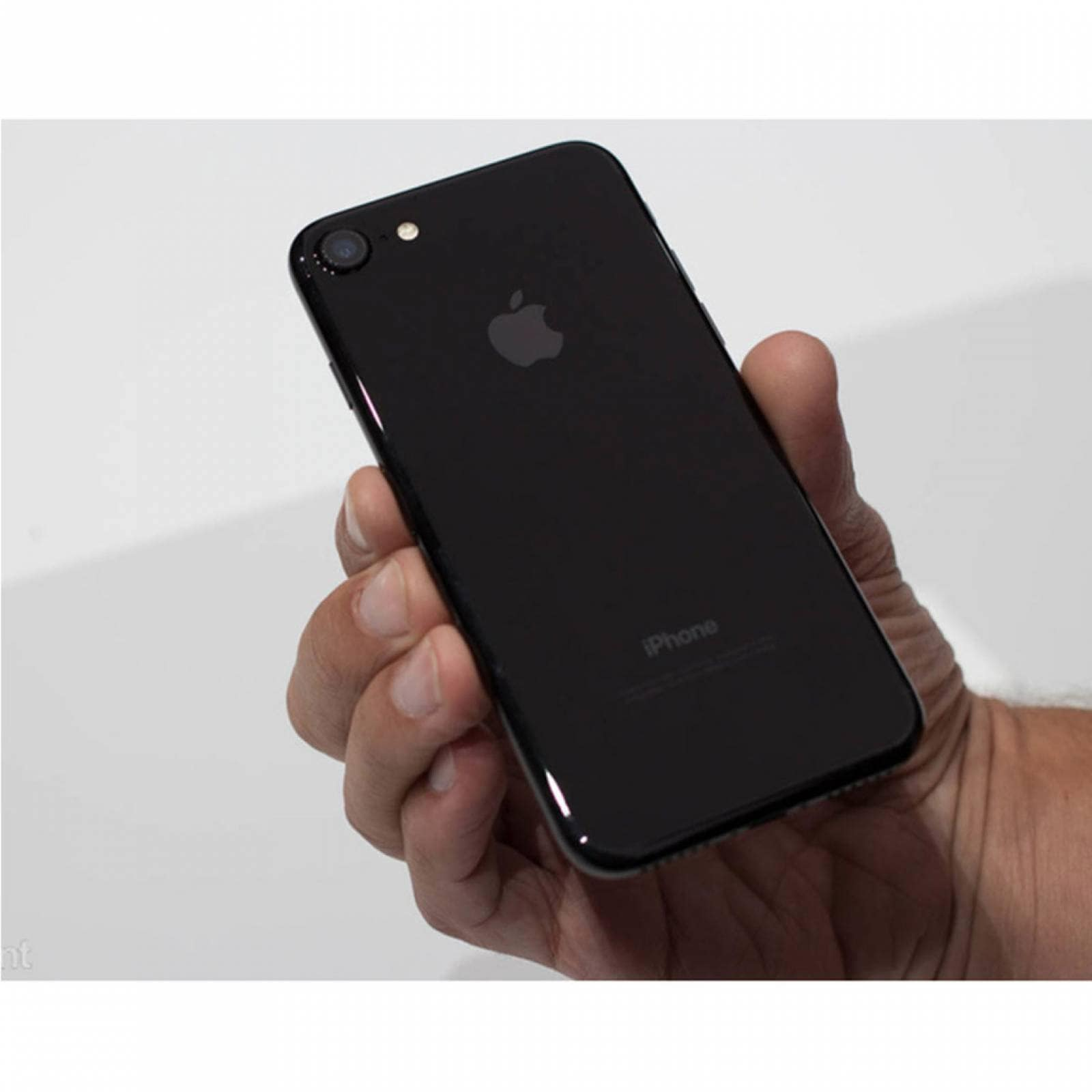 Celular IPhone 7 256GB Reacondicionado por Apple Jet Black