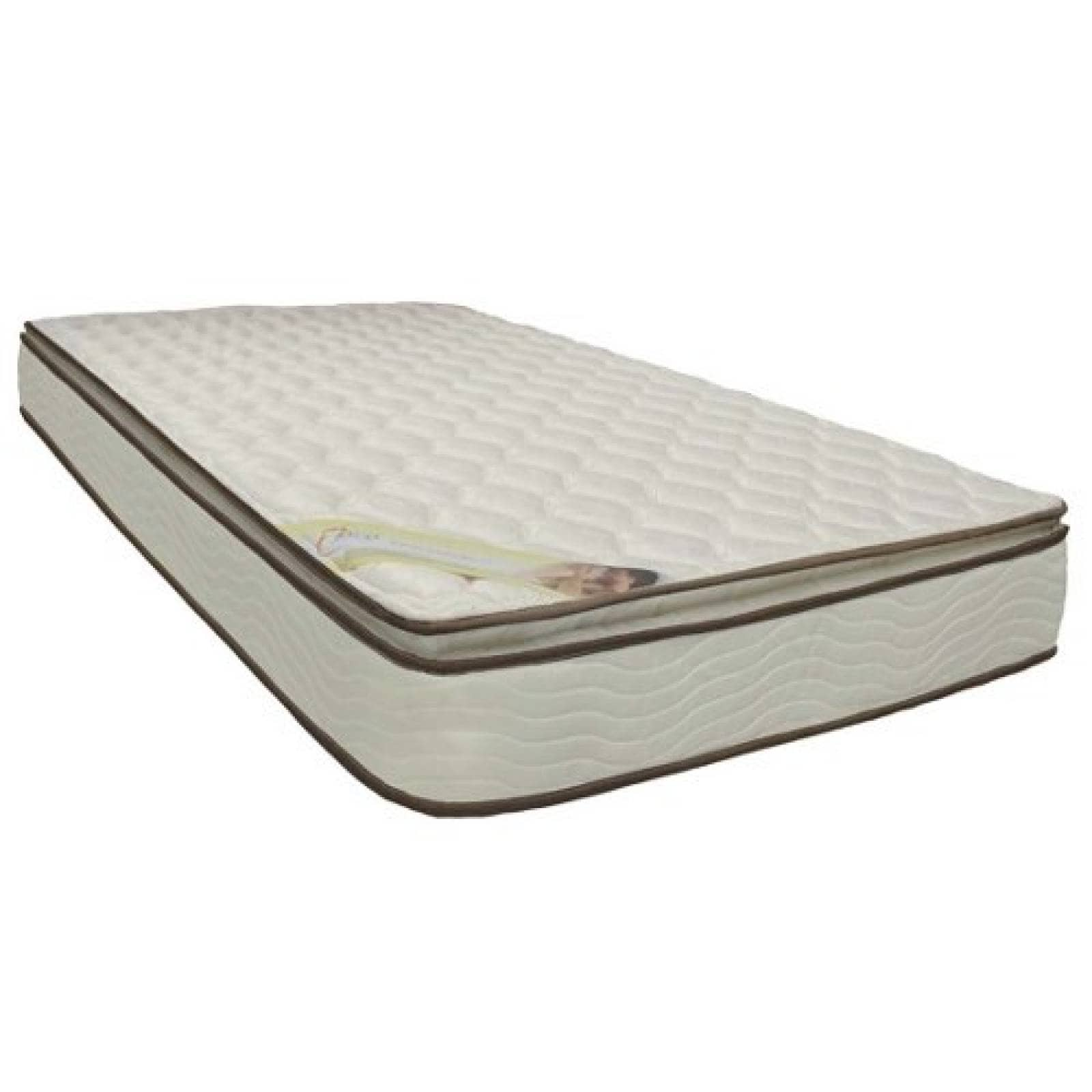Colchon Super Ortopedico Restonic Individual SleepMart S/Box