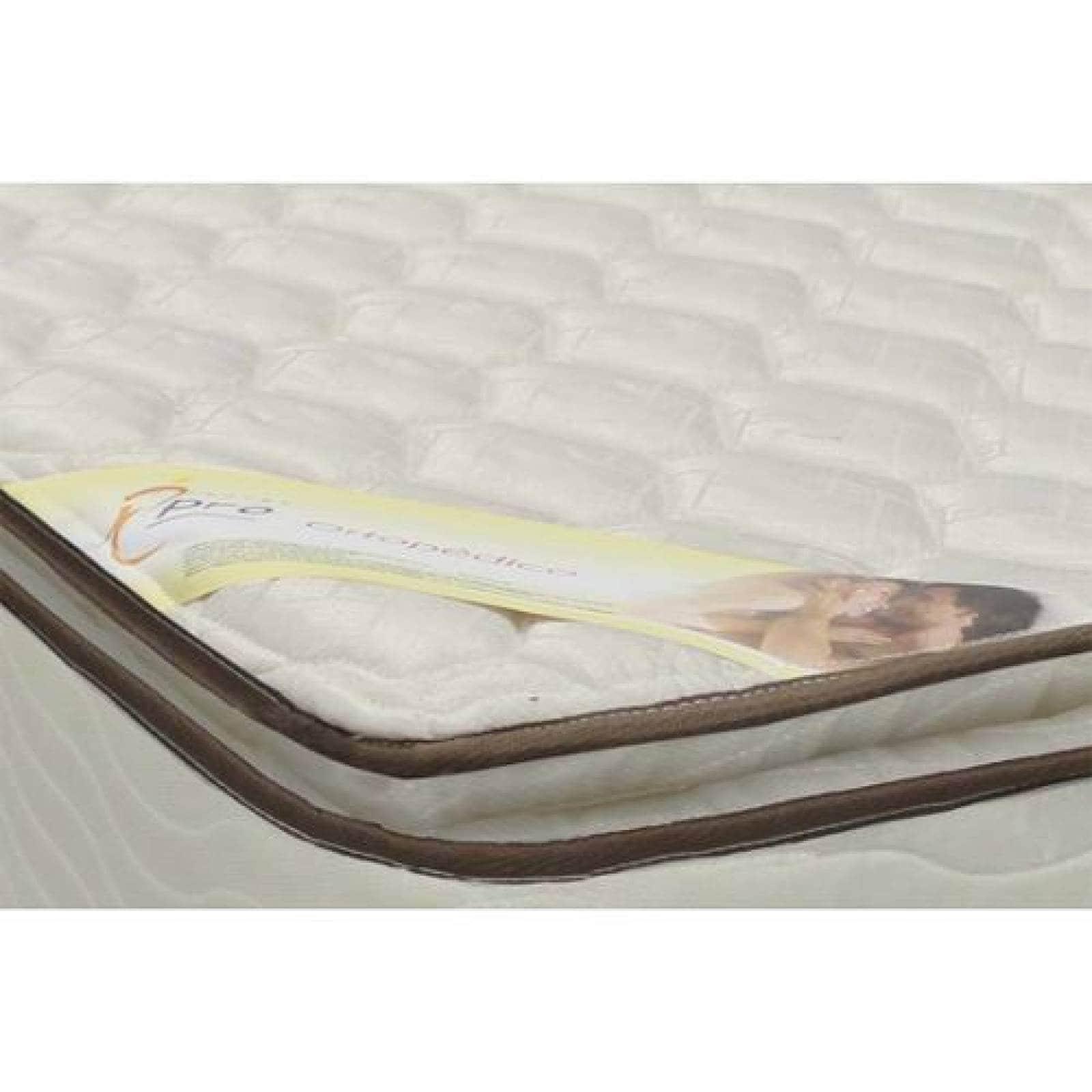 Colchon SuperOrtopedico Restonic Matrimonial SleepMart S/Box