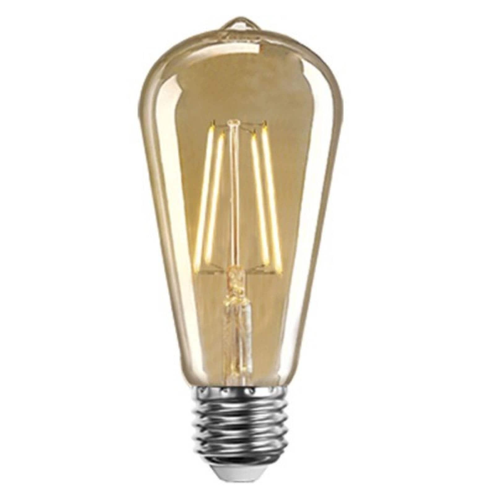 Foco Filamento Iluminación Led Ad-5783 Gold 4W Adir