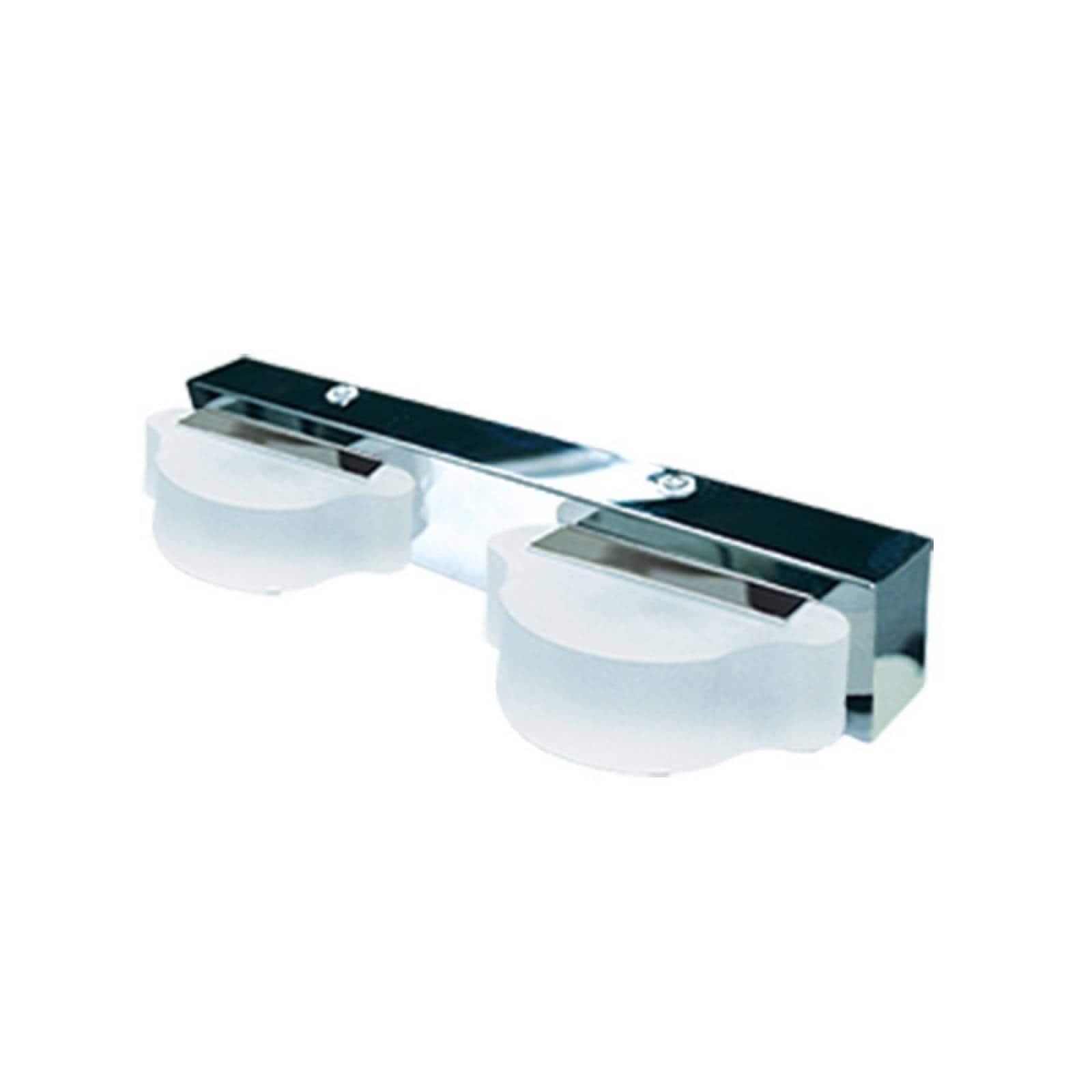 Lámpara Luminario Led Doble Espejo Ad-4855 Adir