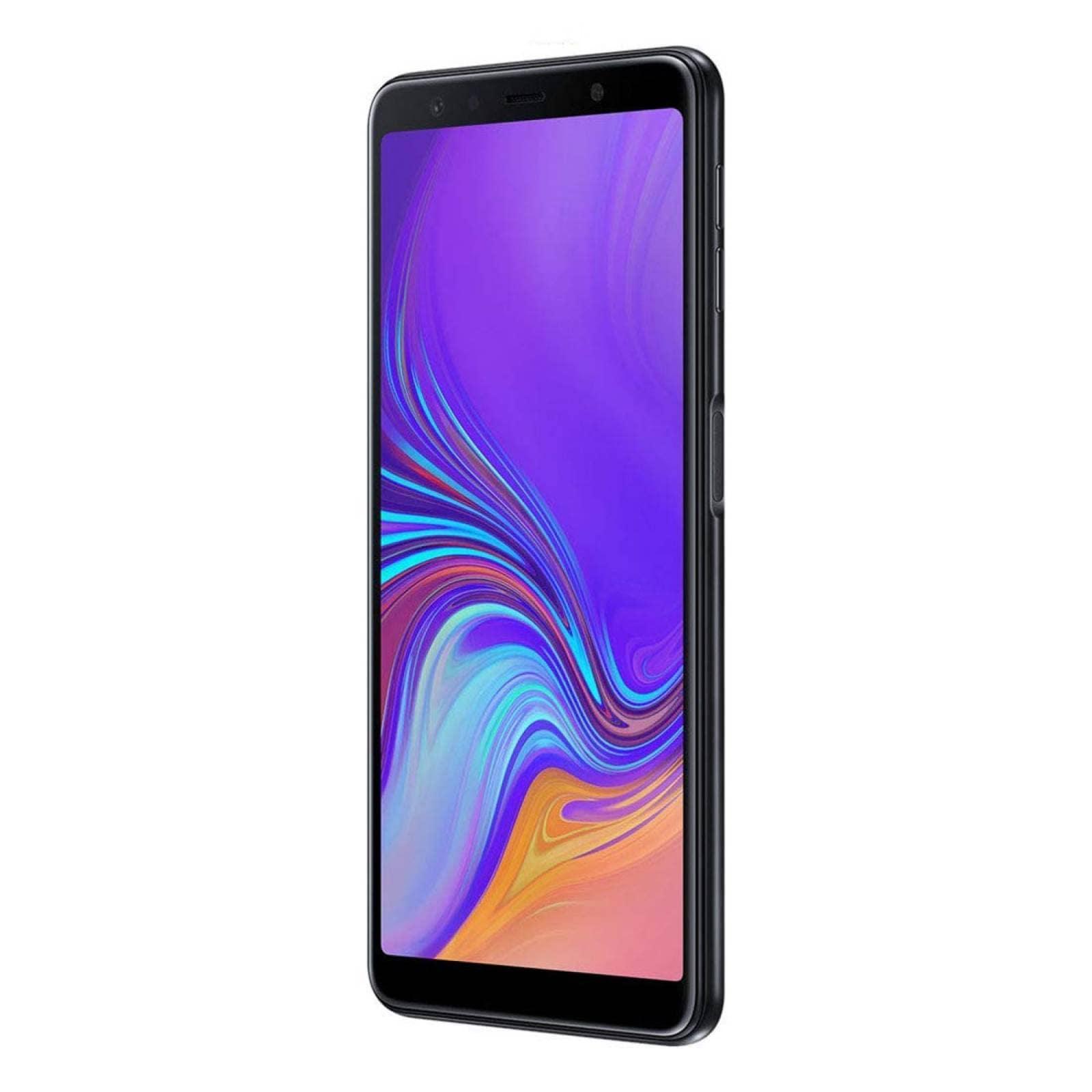 SAMSUNG GALAXY A7 2018 64GB NEGRO