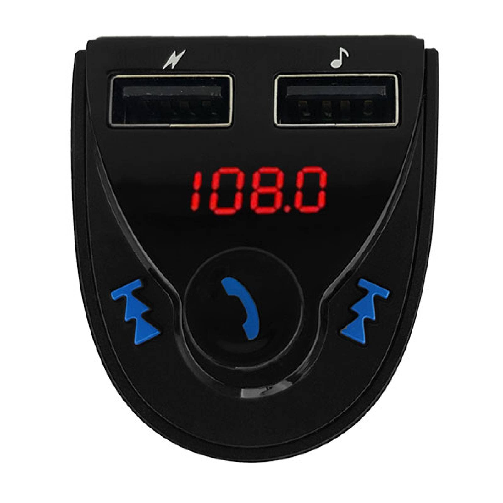 Dispositivo transmisor de audio Master RF-FMBLUE