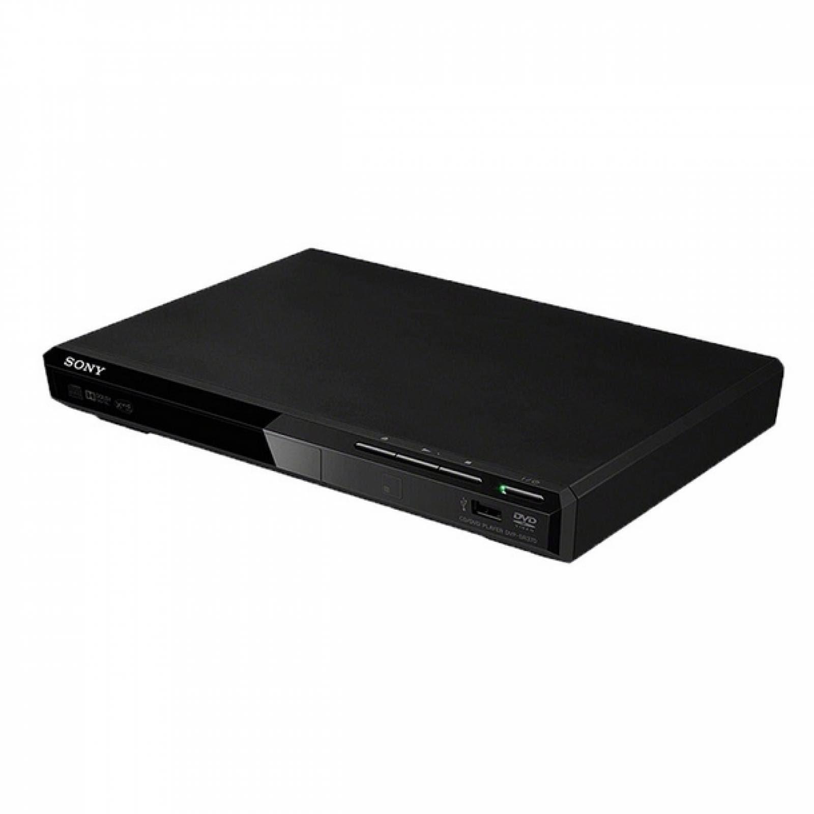 Reproductor Sony DVD  con USB 2.0 DVP-SR370