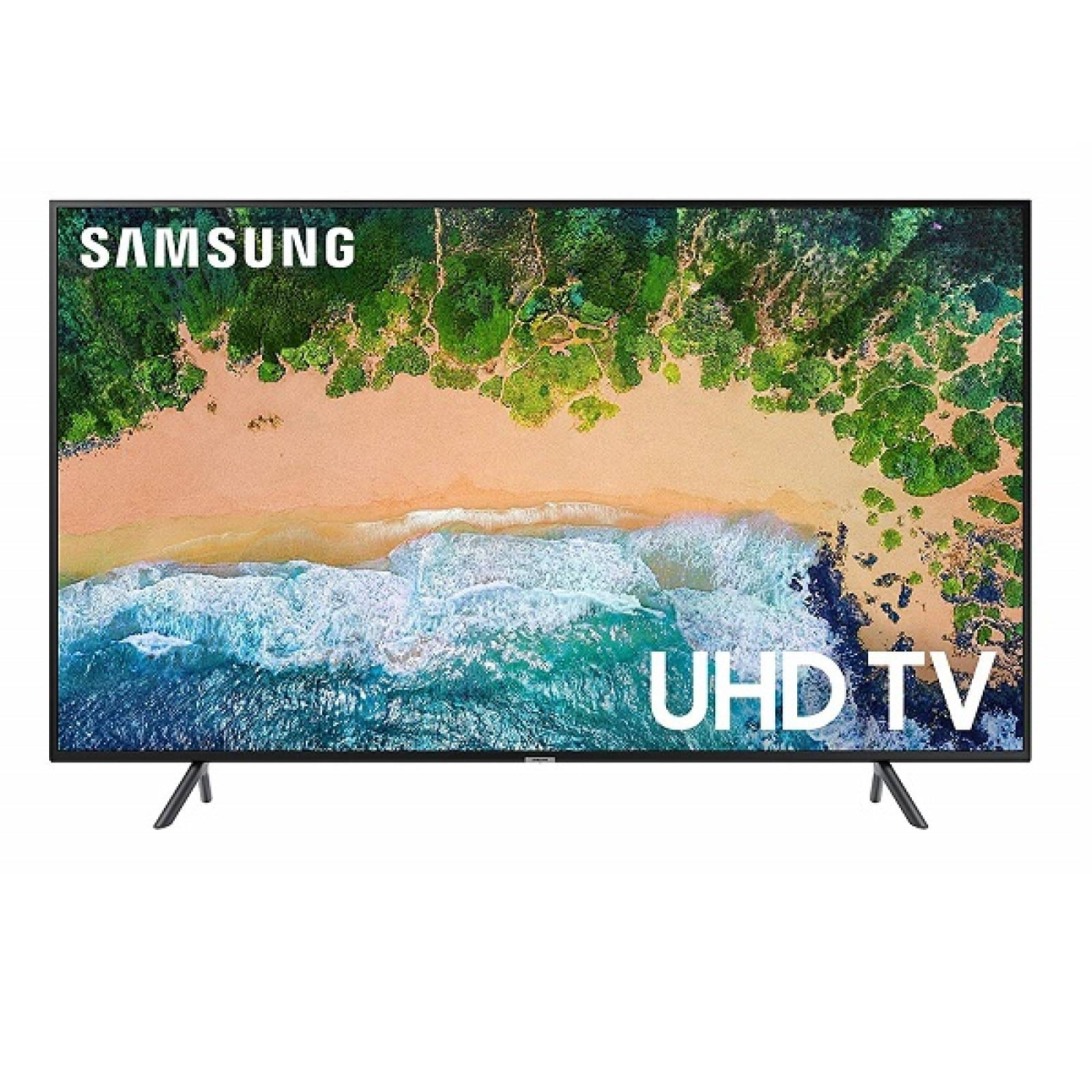 Smart TV 50 Samsung 4K HDR10+ Motion Rate 120 UN50NU7100