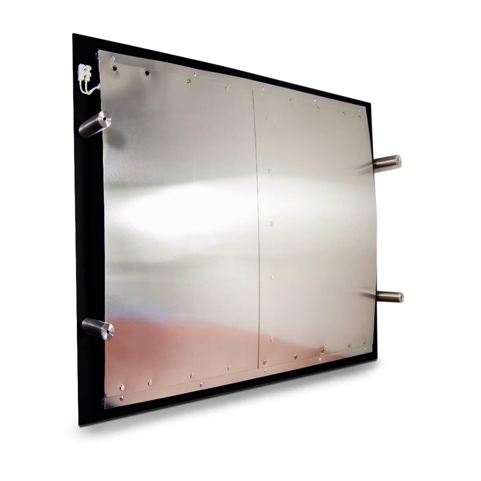 Calefactor de Panel infrarrojo en Cristal para Techo, Arizona Wave White Star de 380W 60x60cm, Mod: 342CaSol-TB