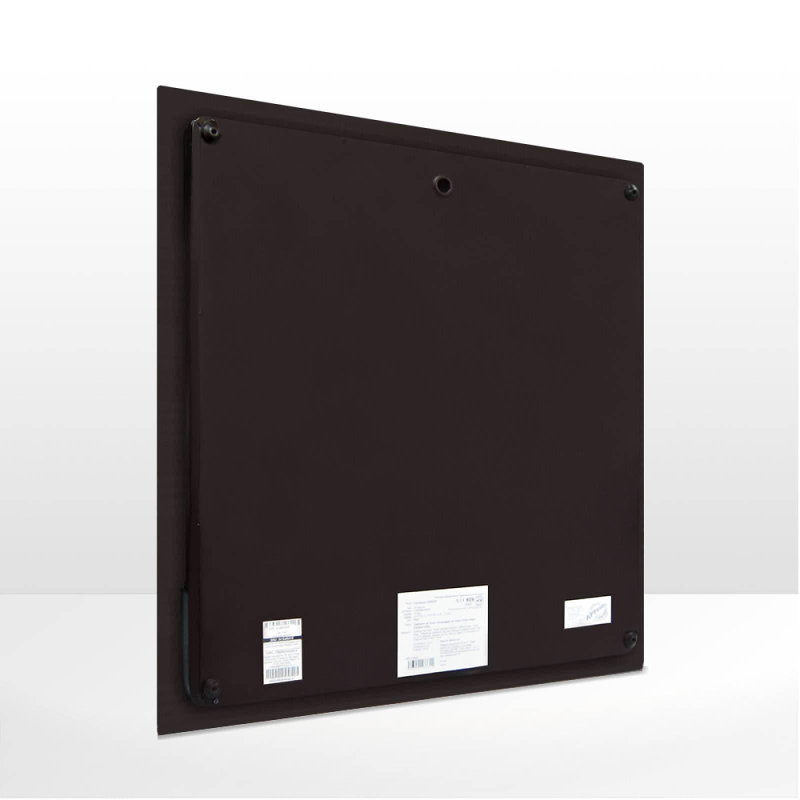 Paquete de 5 Calefactores de Panel de Porcelanato River 380w, Compra 4 Llevate 5, Mod: 333CaSol5x4