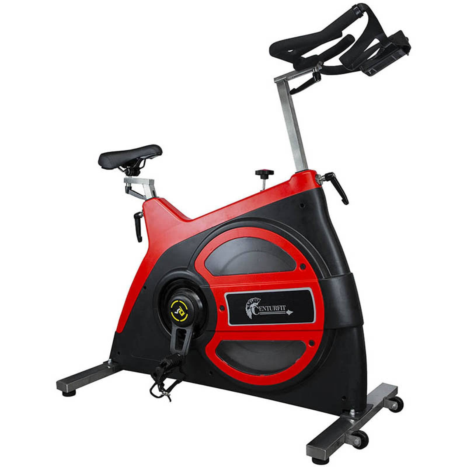 Bicicleta Spinning 20 kg Resistencia Magnetica Profesional Altura Ajustable Uso Rudo Centurfit