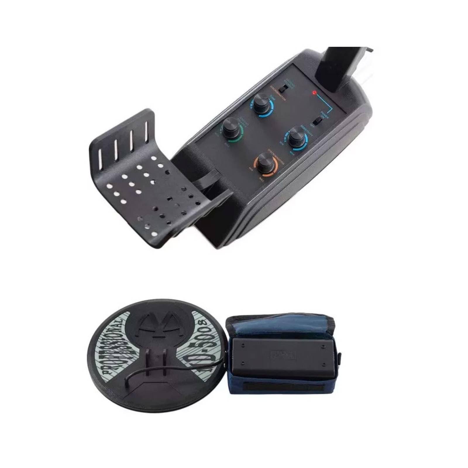 Detector Metales Tesoros 3.5m Profundidad Profesional Md5008