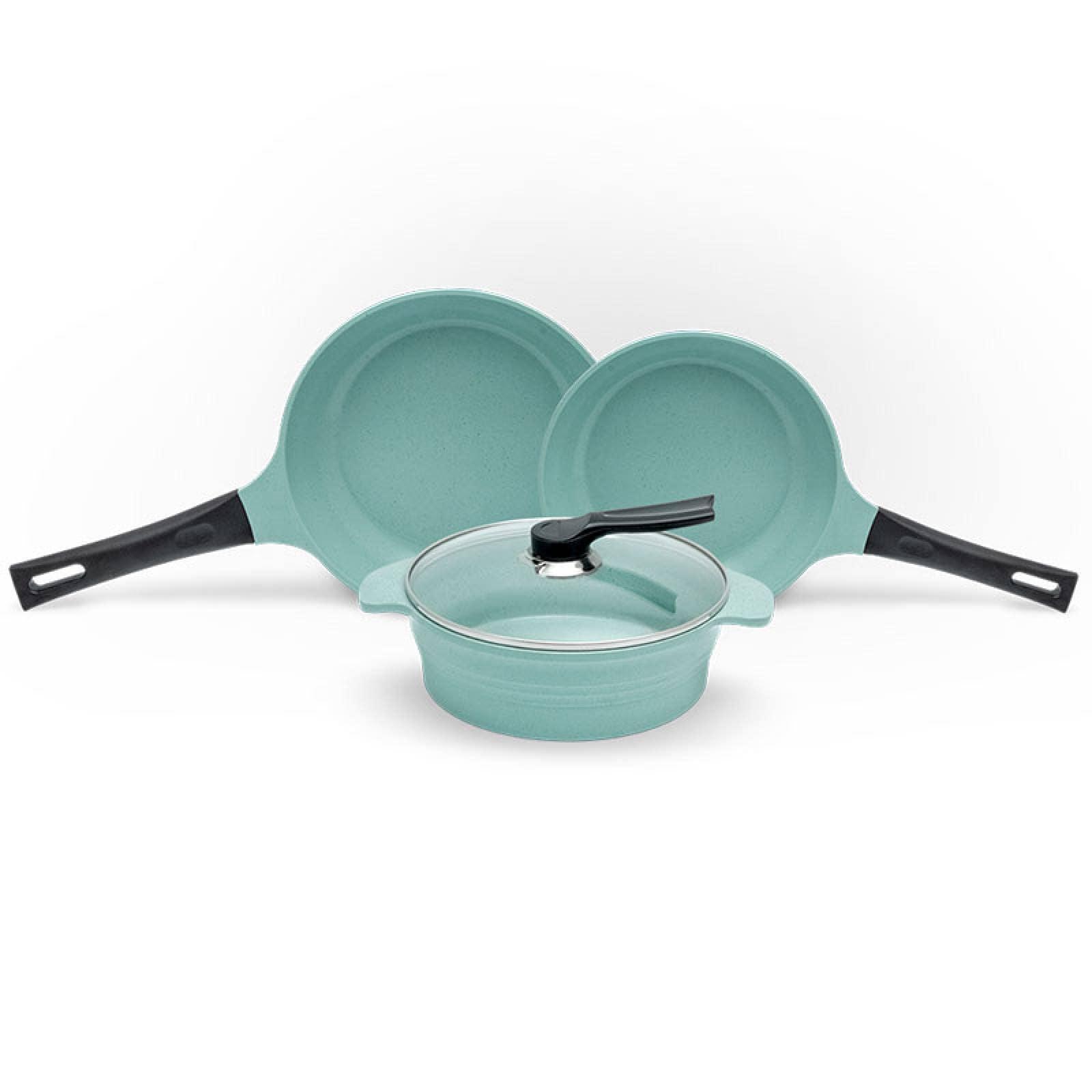 Bateria De Cocina Jade Cook Cv Directo Cocina Sin Grasa No Se Pega