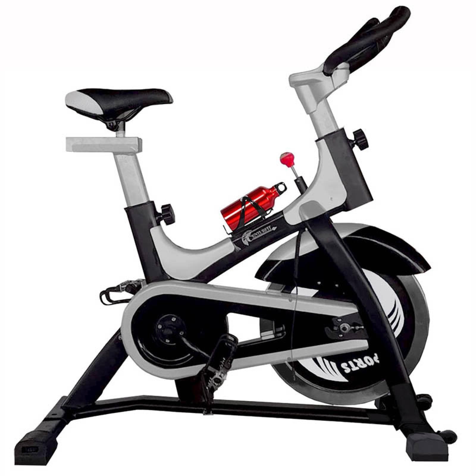 Bicicleta Spinning 18 Kg Centurfit Ejercicio Gym Fija