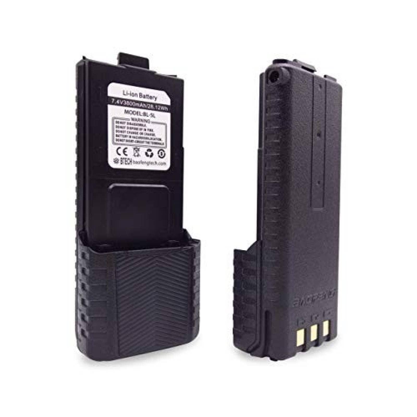 Bateria BTECH BTECH BL-5L 3800mAh Li-ion -Negro