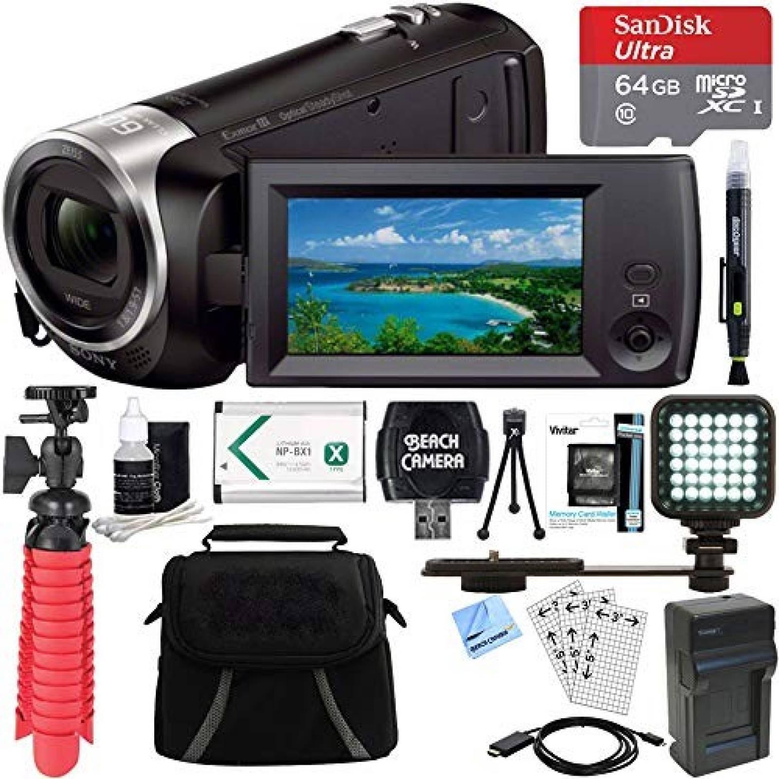 Videocámara Sony HDR-CX405 Full HD 60p 64GB