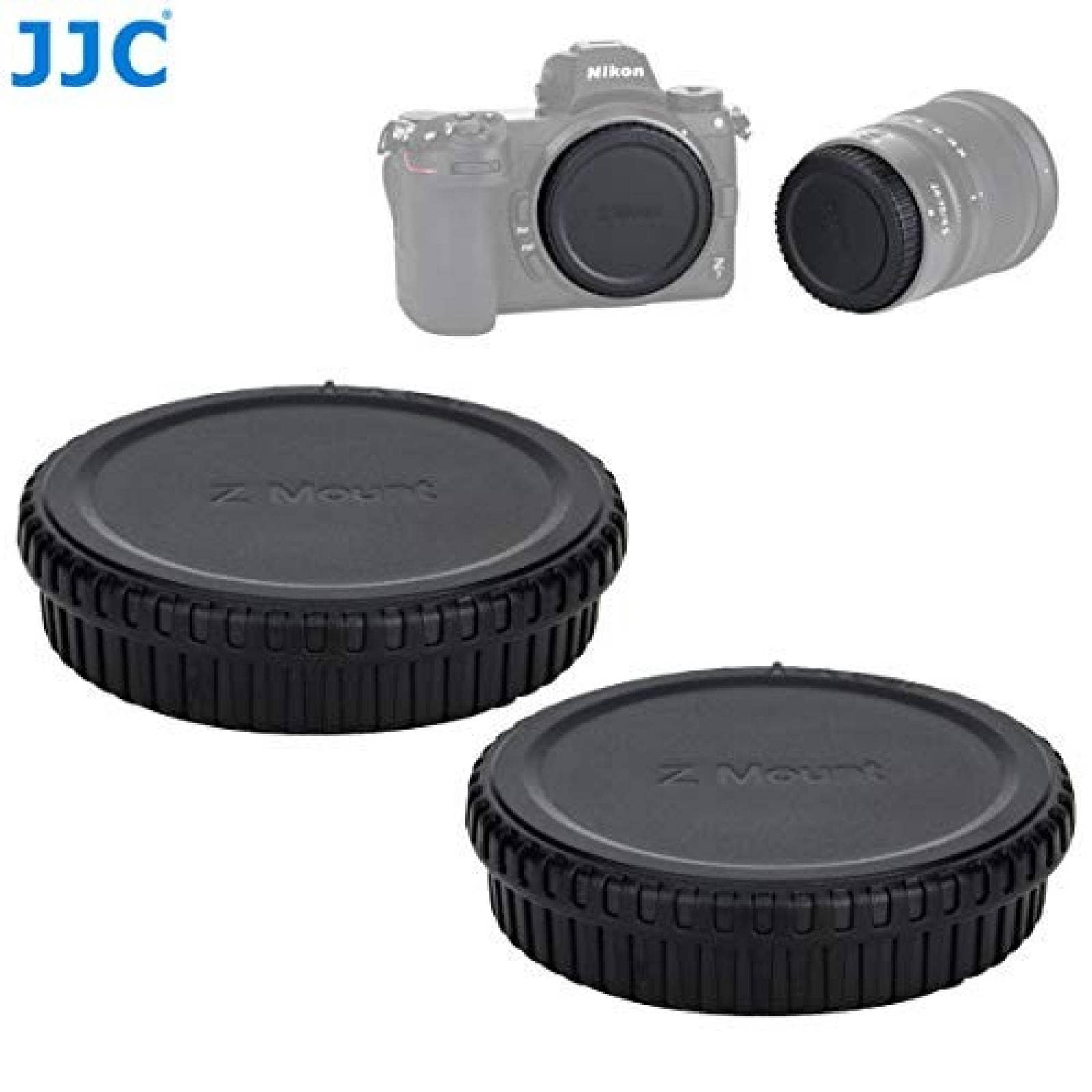 Tapas de lente Fotasy M42 para cámara Nikon
