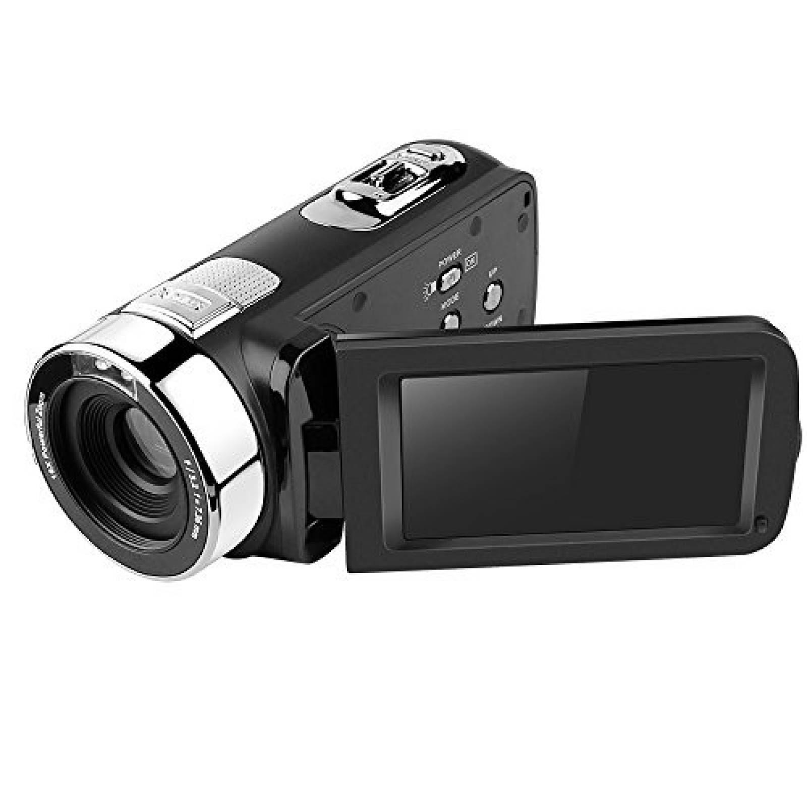Videocámara digital Dotca RV02 FHD DV visión nocturna -negra