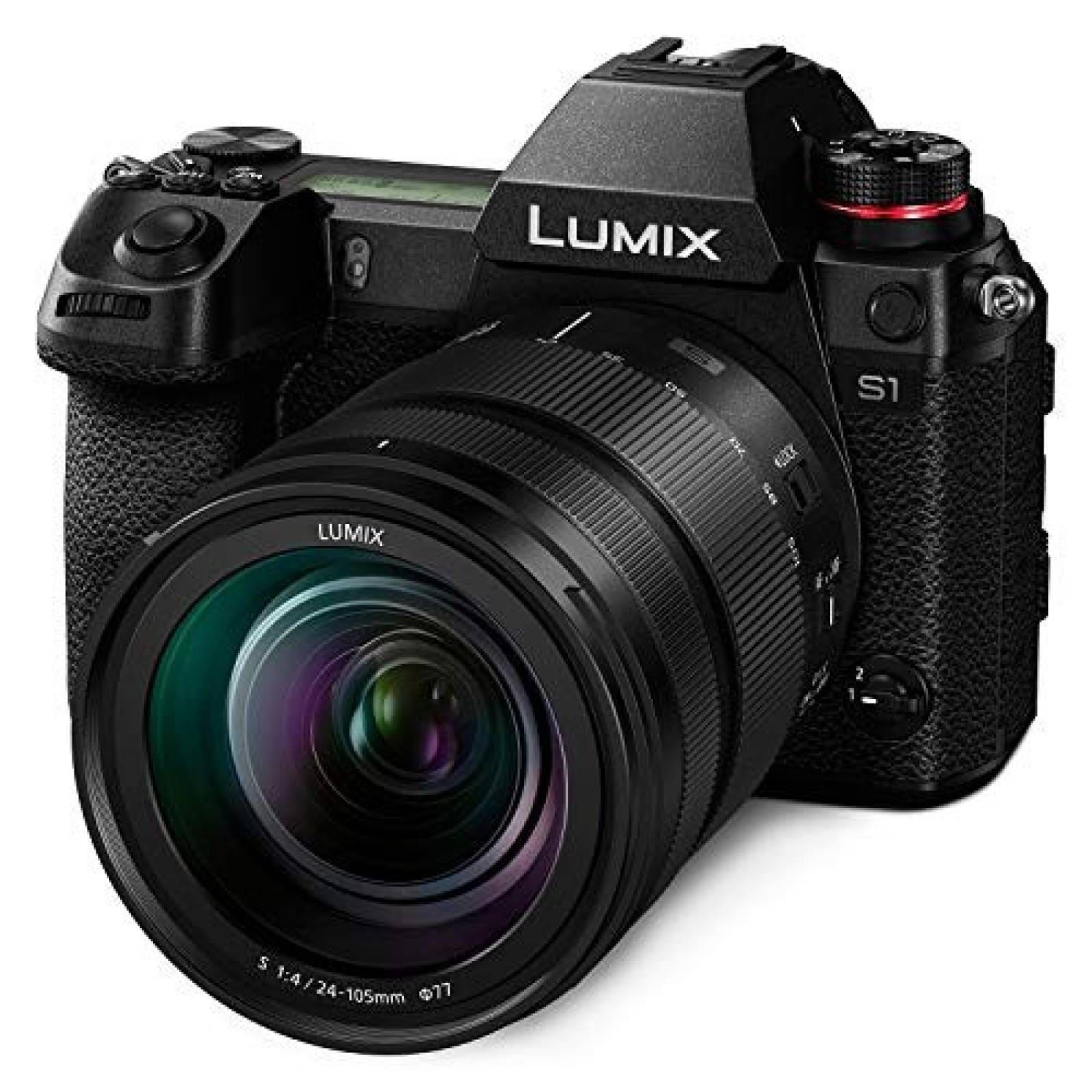 Cámaras DSLR Panasonic LUMIX S1 24. 2 megapíxeles